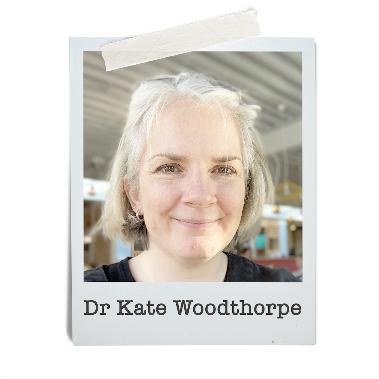 Dr Kate Woodthorpe