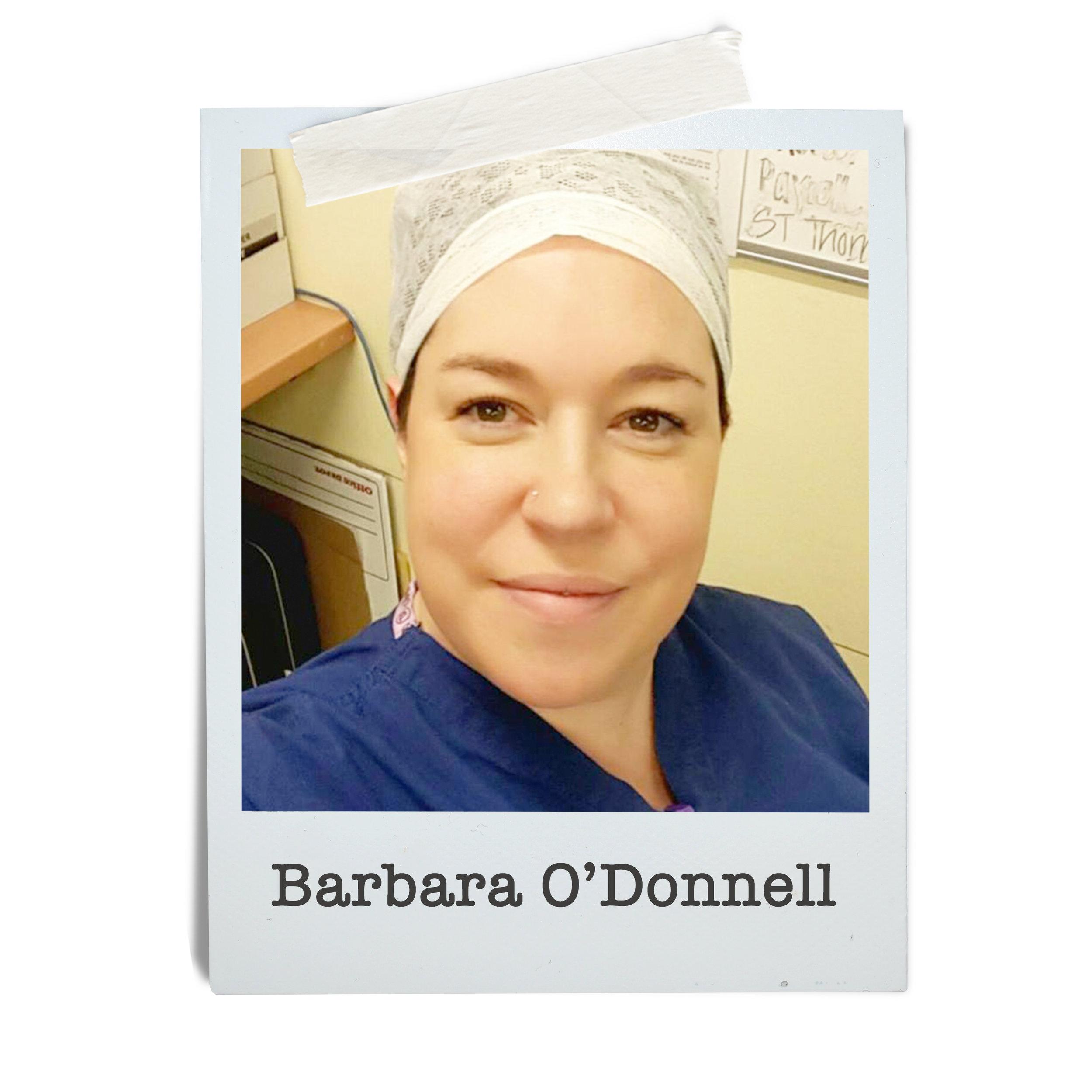 Barbara O'Donnell
