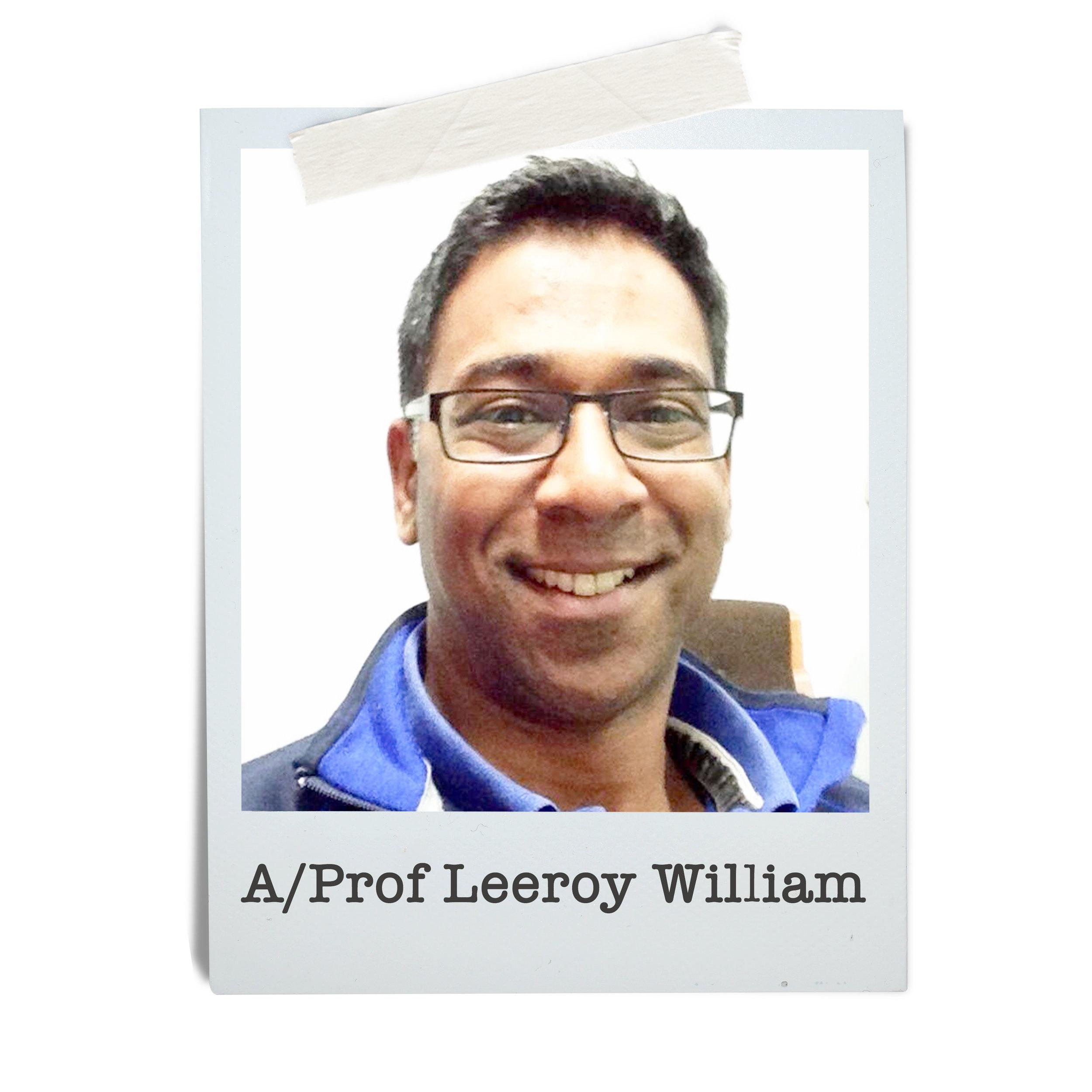 Leeroy William