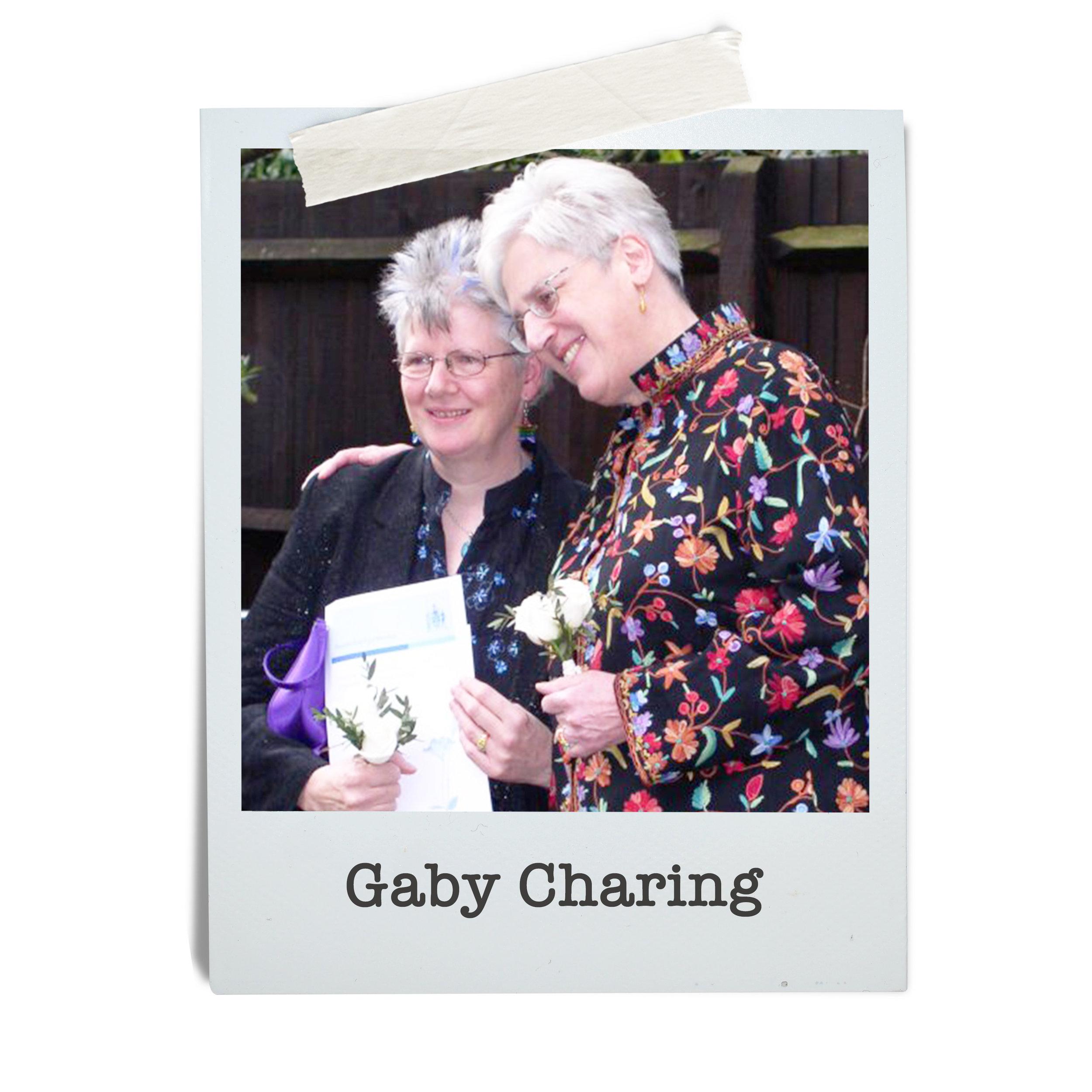 Gaby Charing