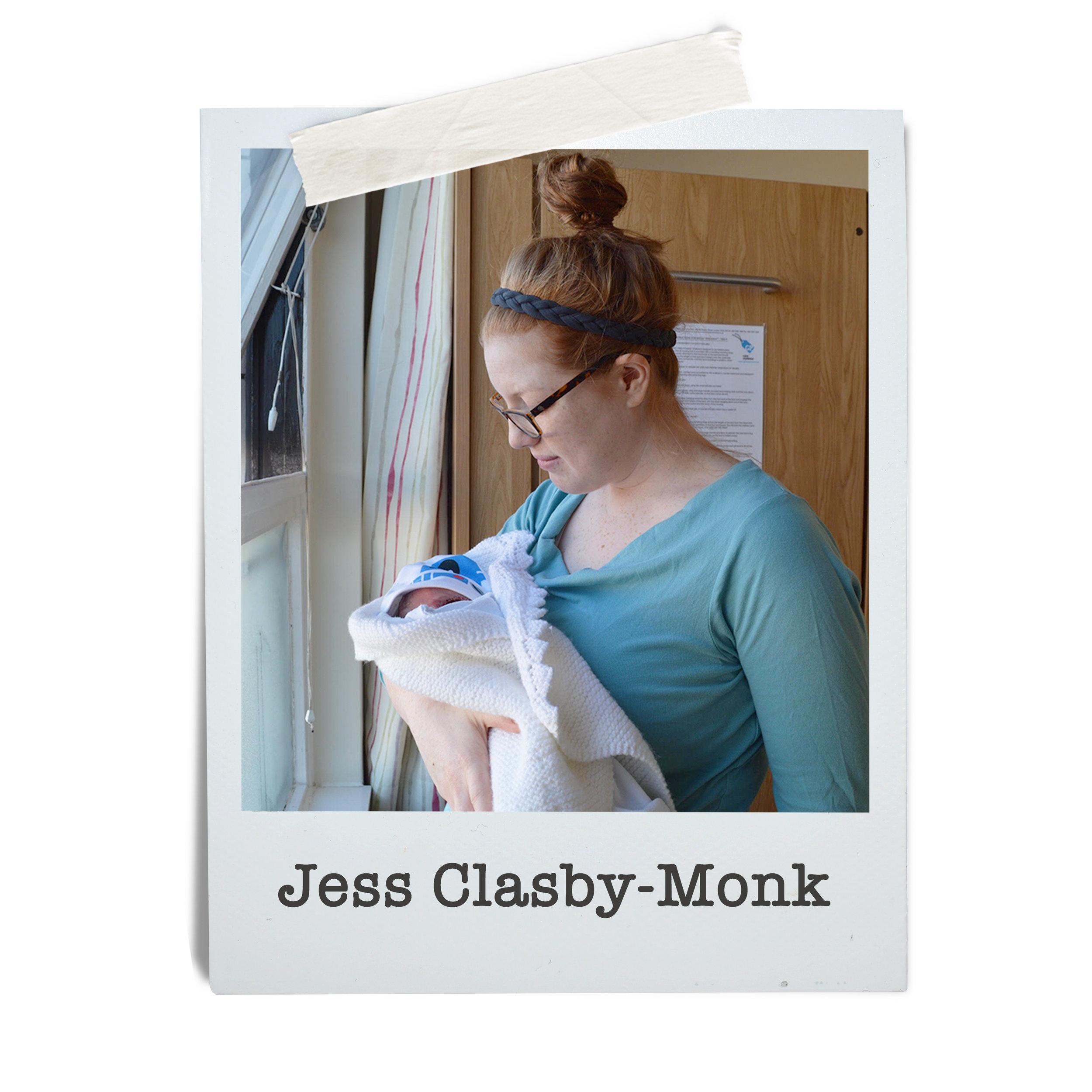 Jess Clasby-Monk
