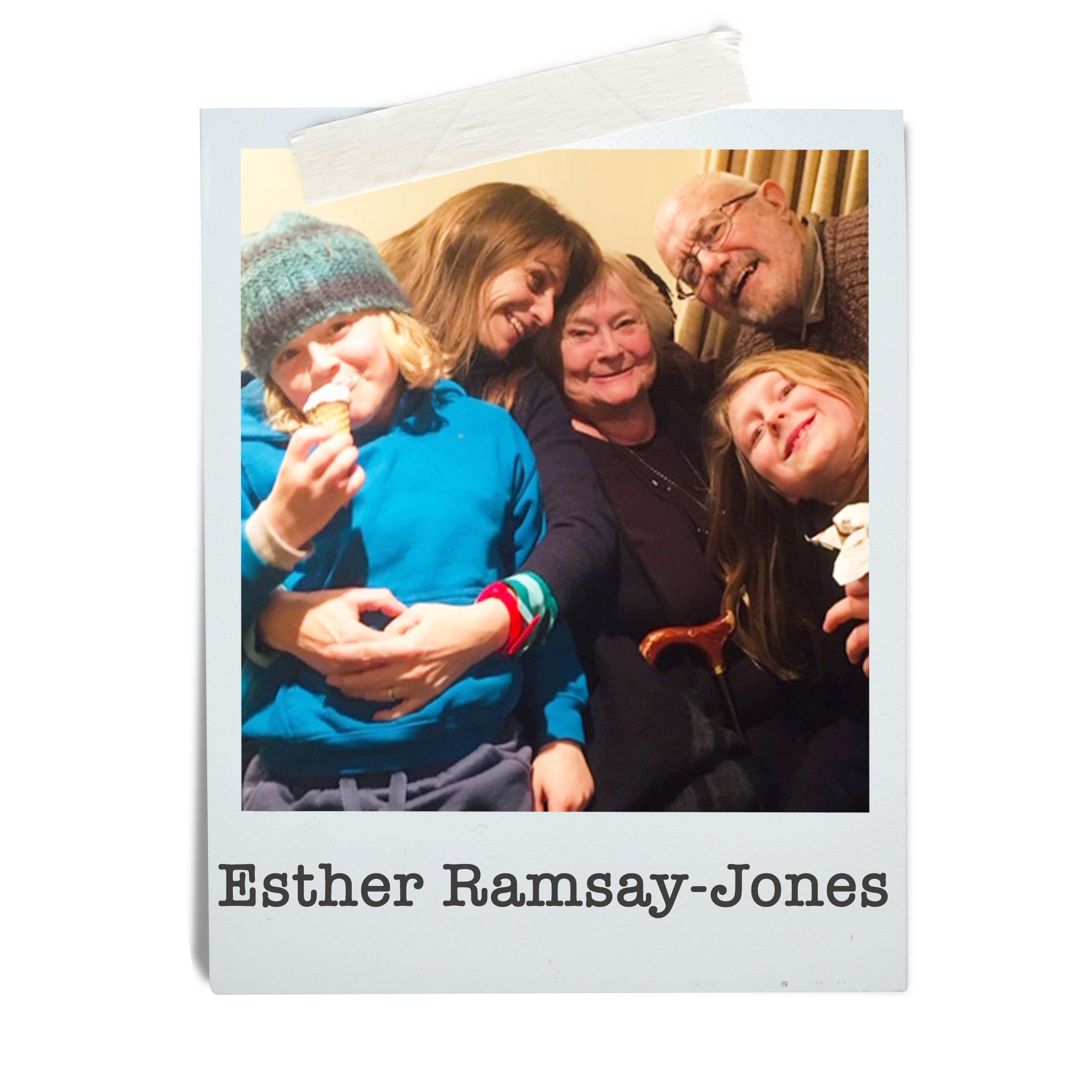 Esther Ramsay-Jones