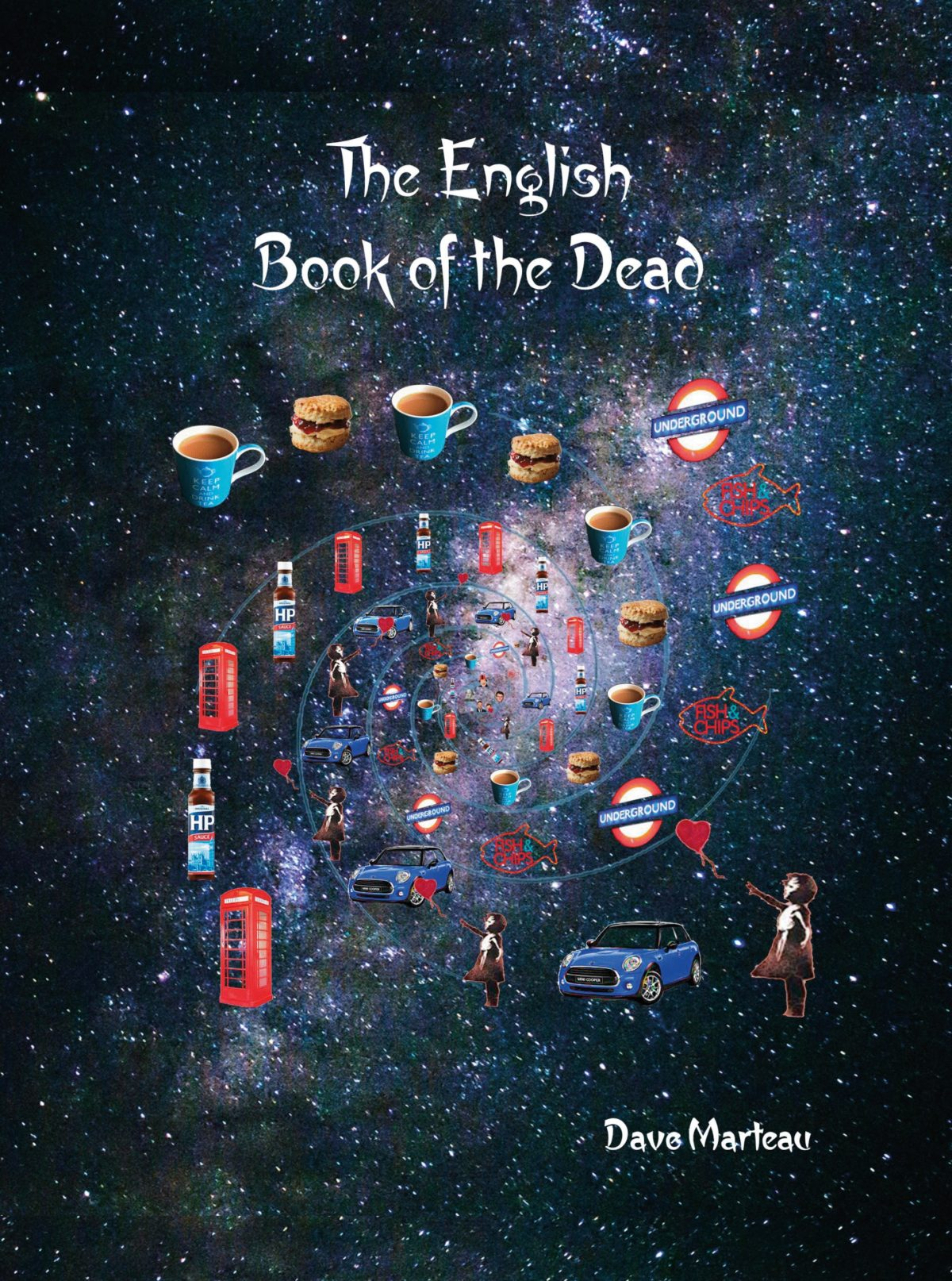 Dave Marteau's English Book of the Dead