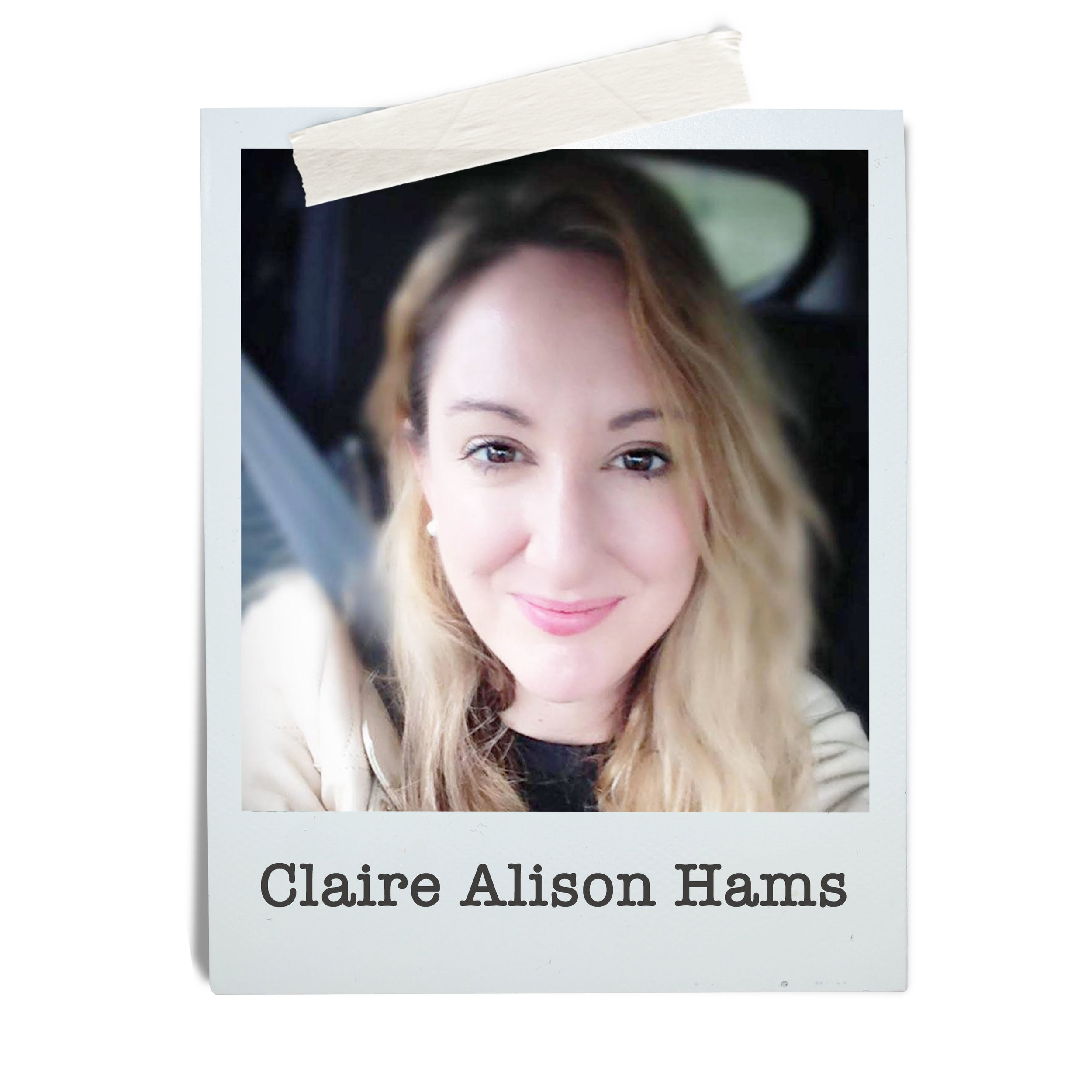 Claire Alison Hams
