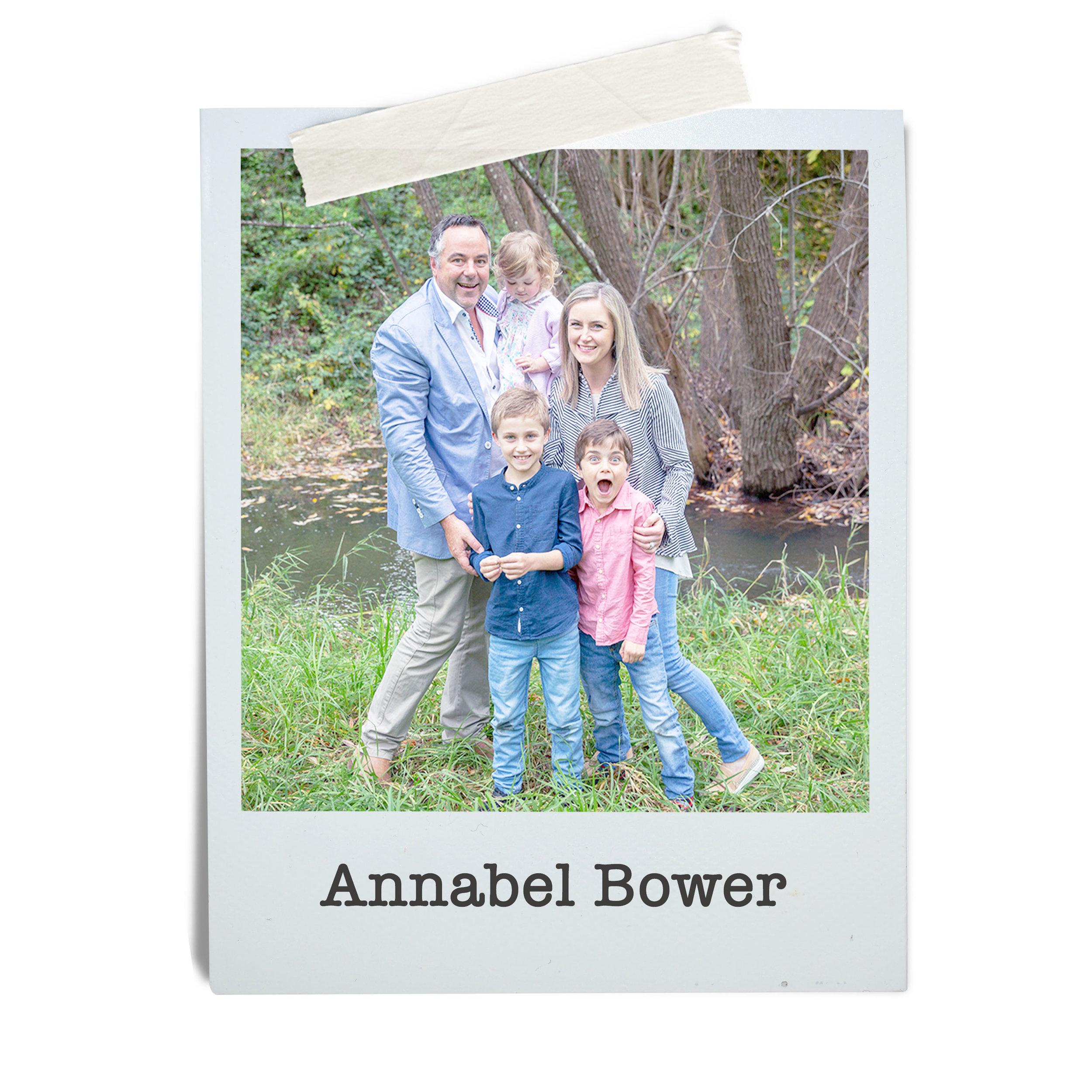 Annabel Bower