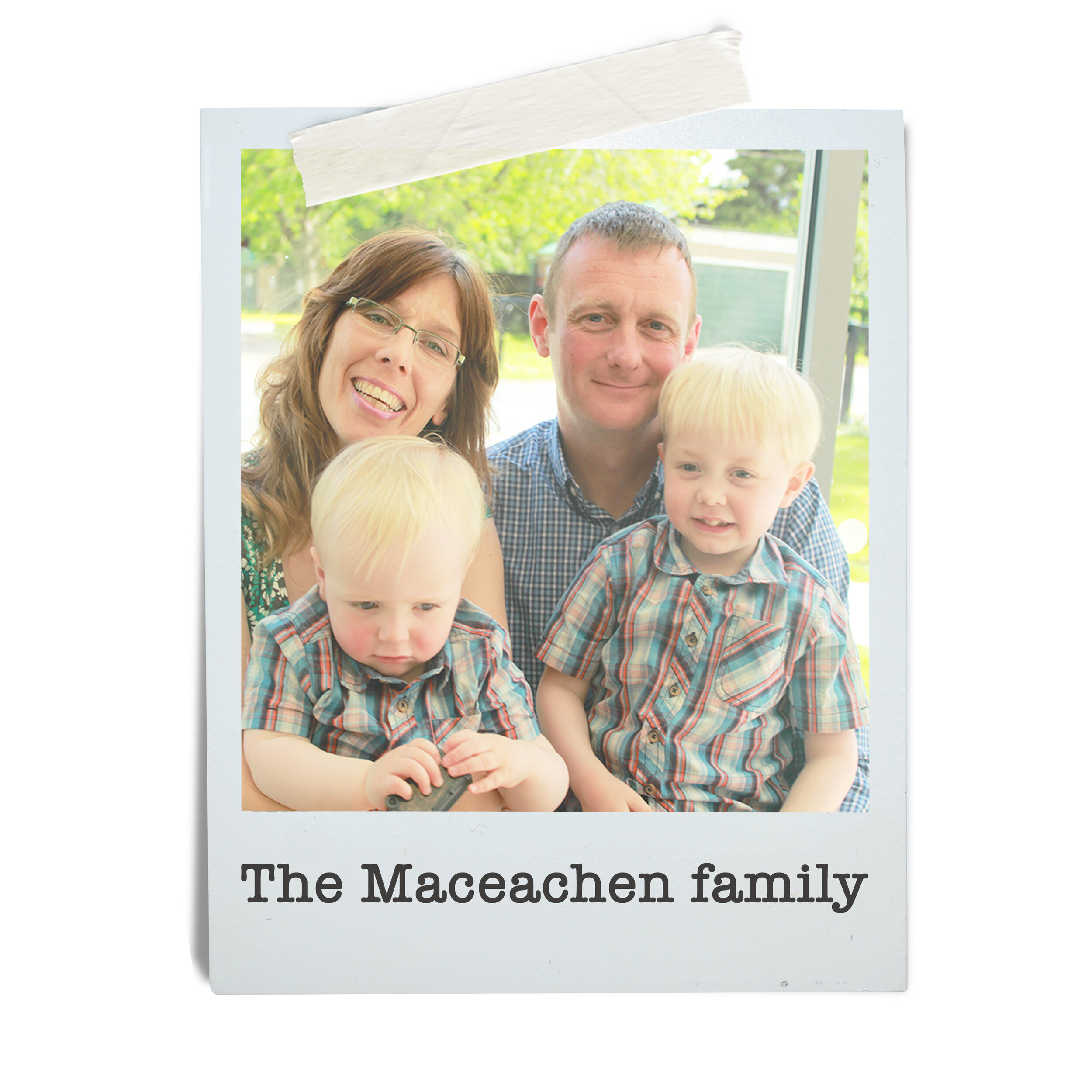 The Maceachen Family