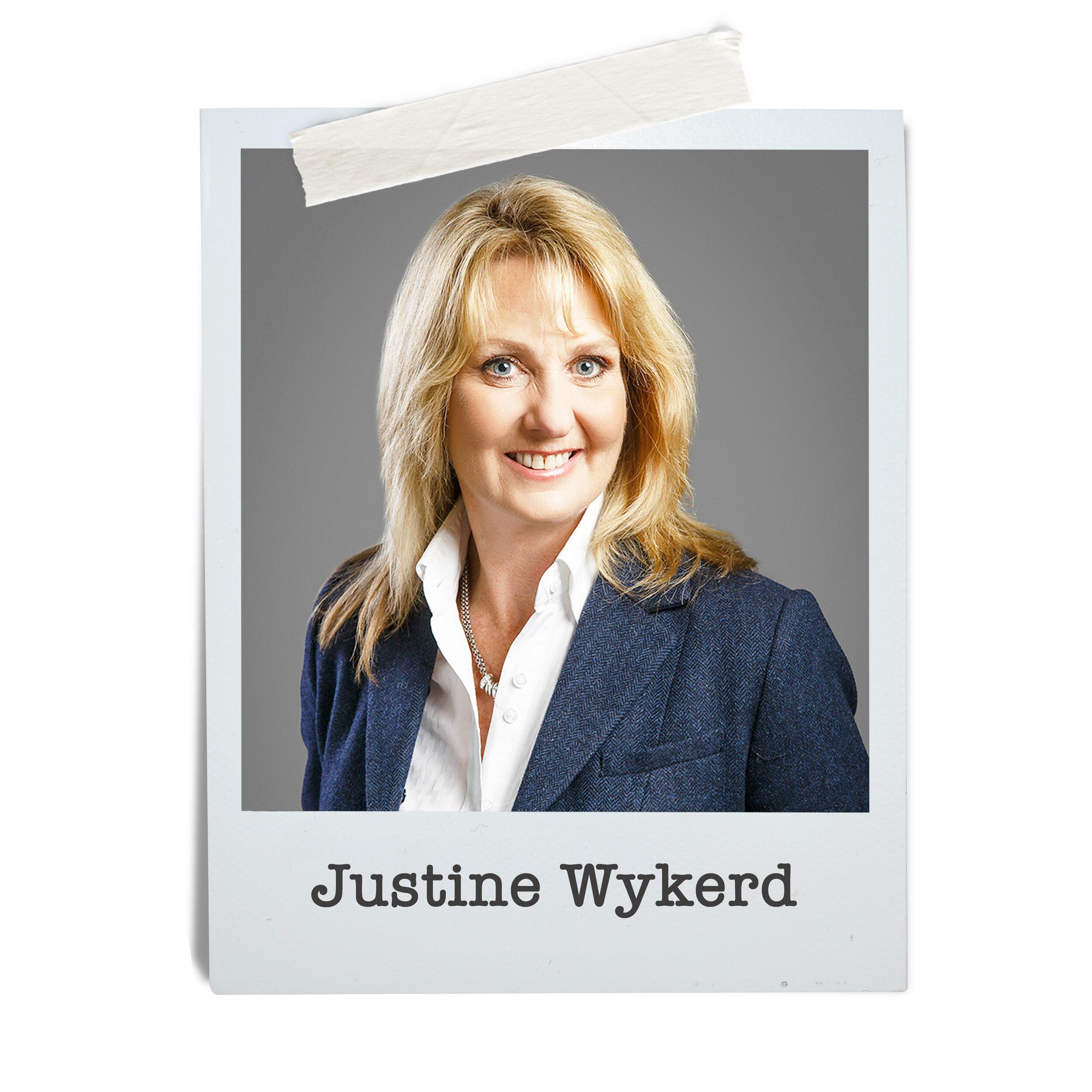Justine Wykerd