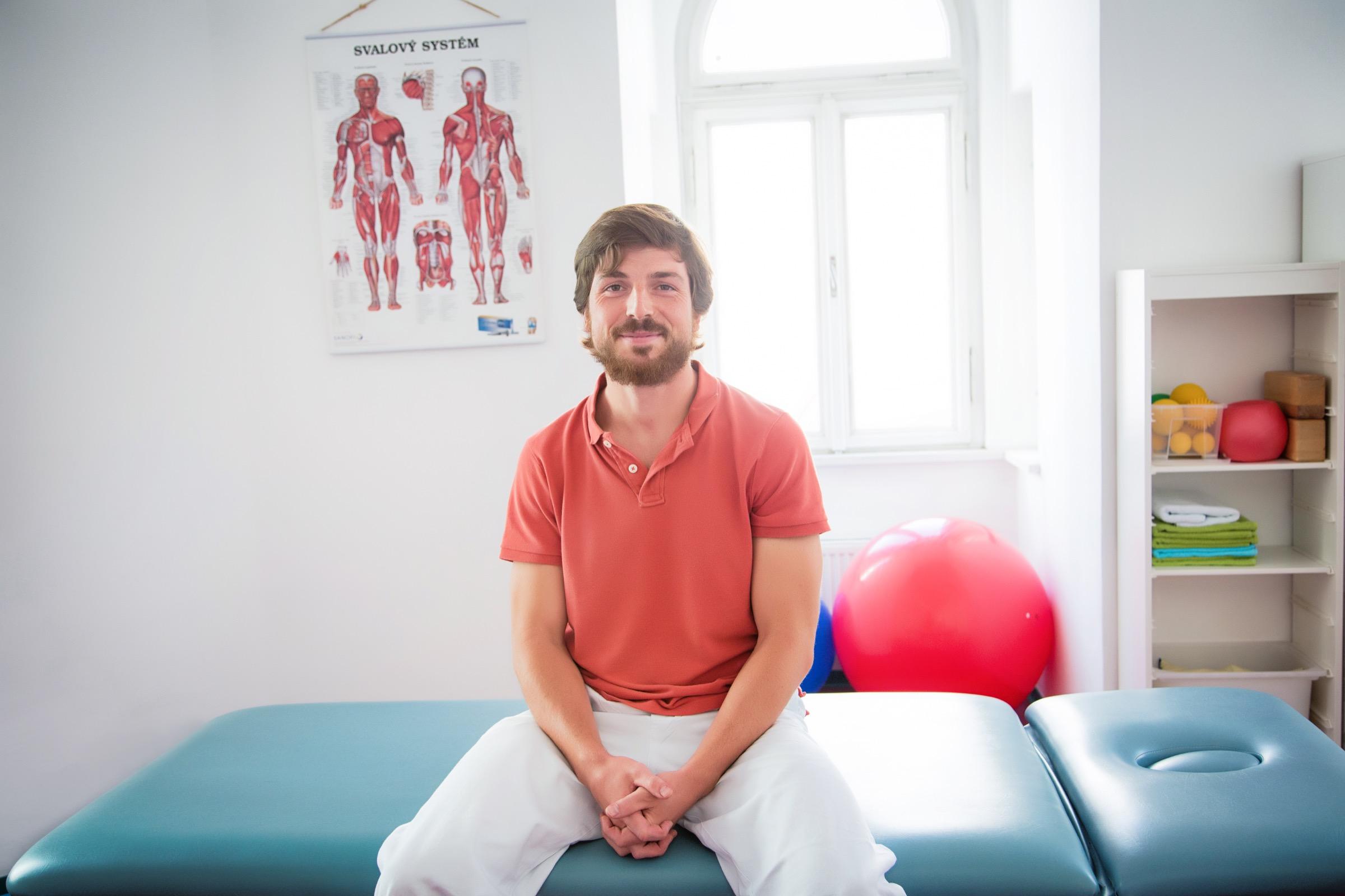 Mgr. Martin Svitek fyzioterapeut