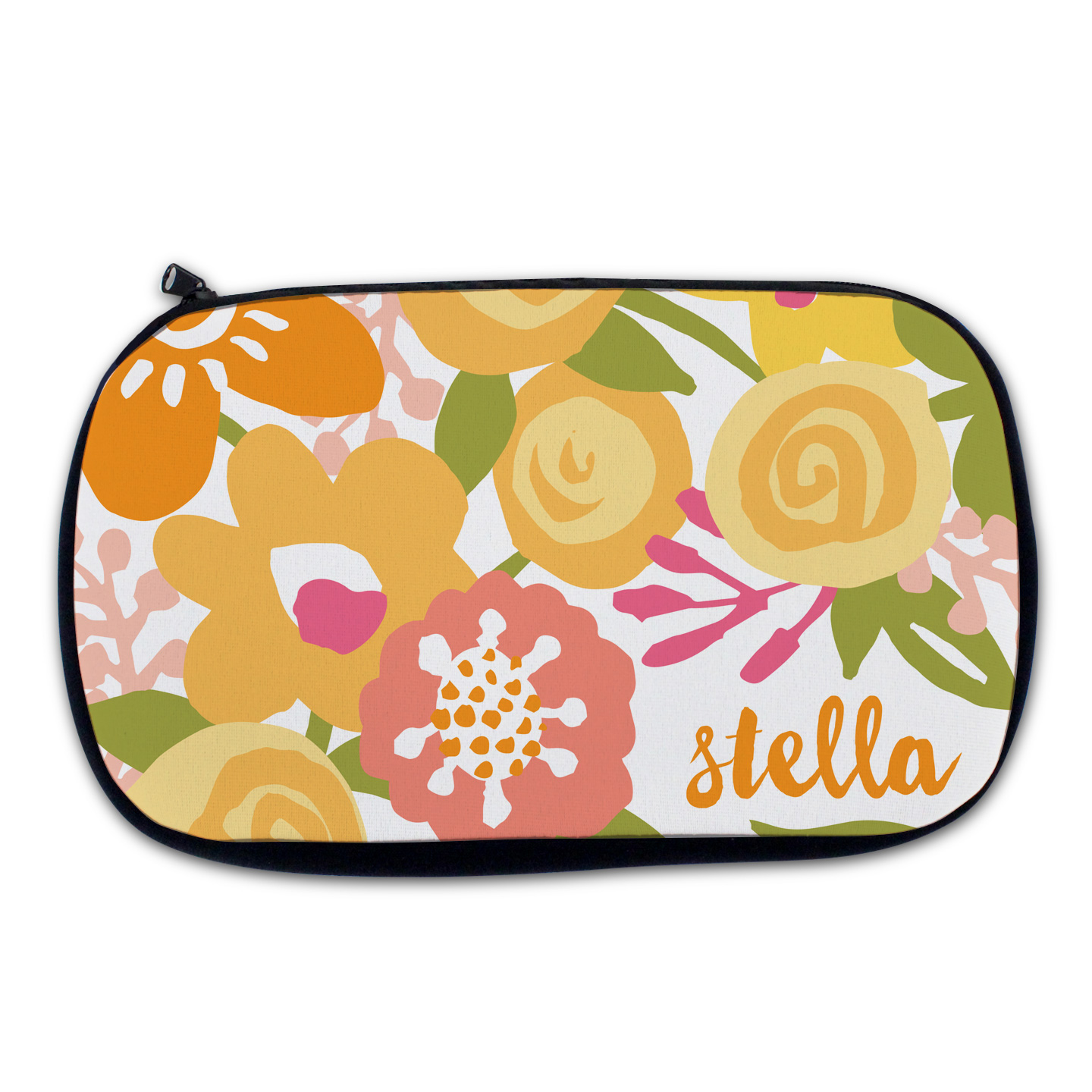 Melon Cosmetic Bag