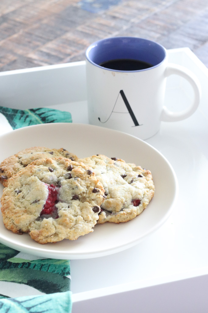 raspberry toasted coconut chocolate chip cookies.jpg