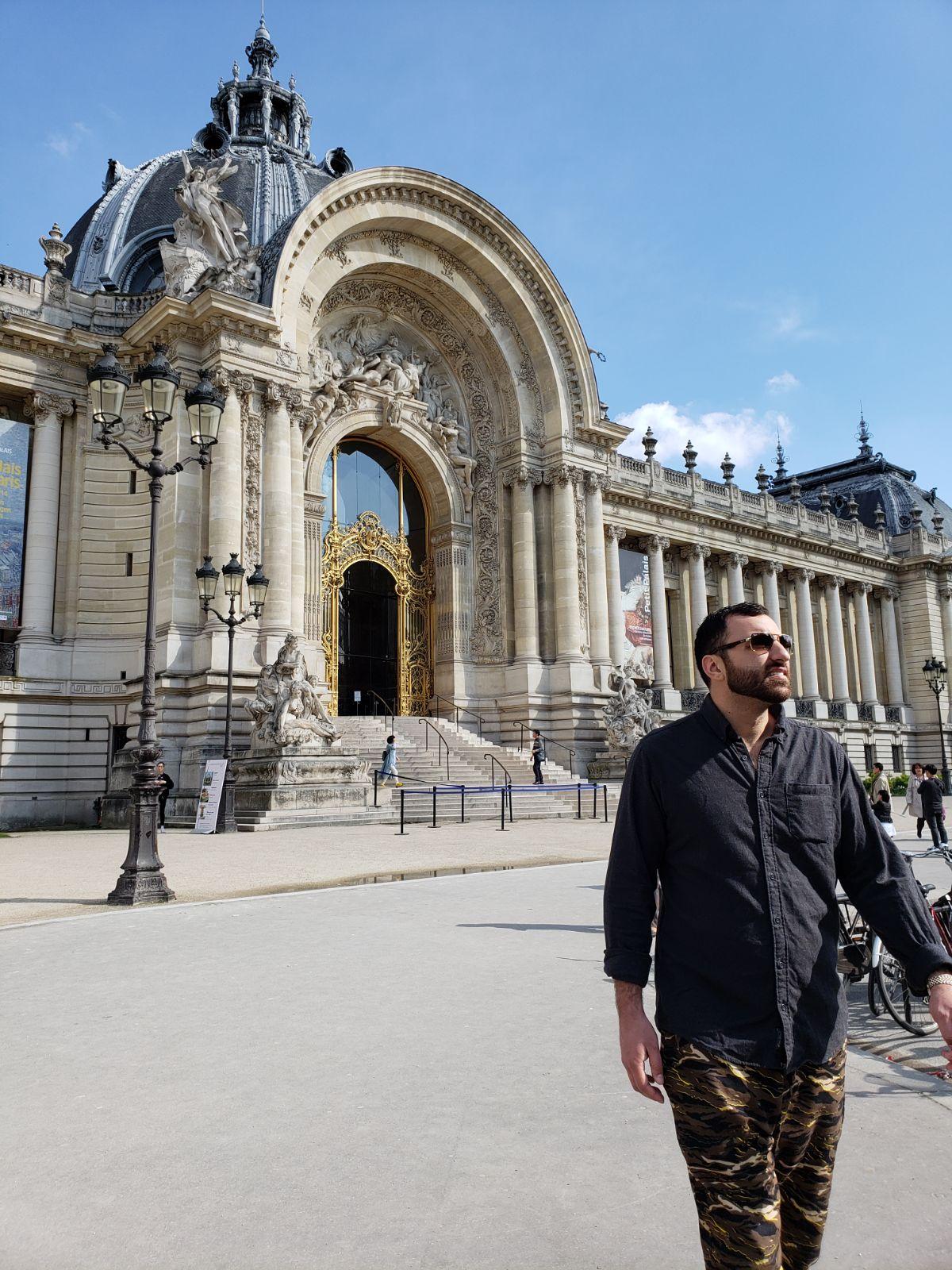 allergy blogger in paris