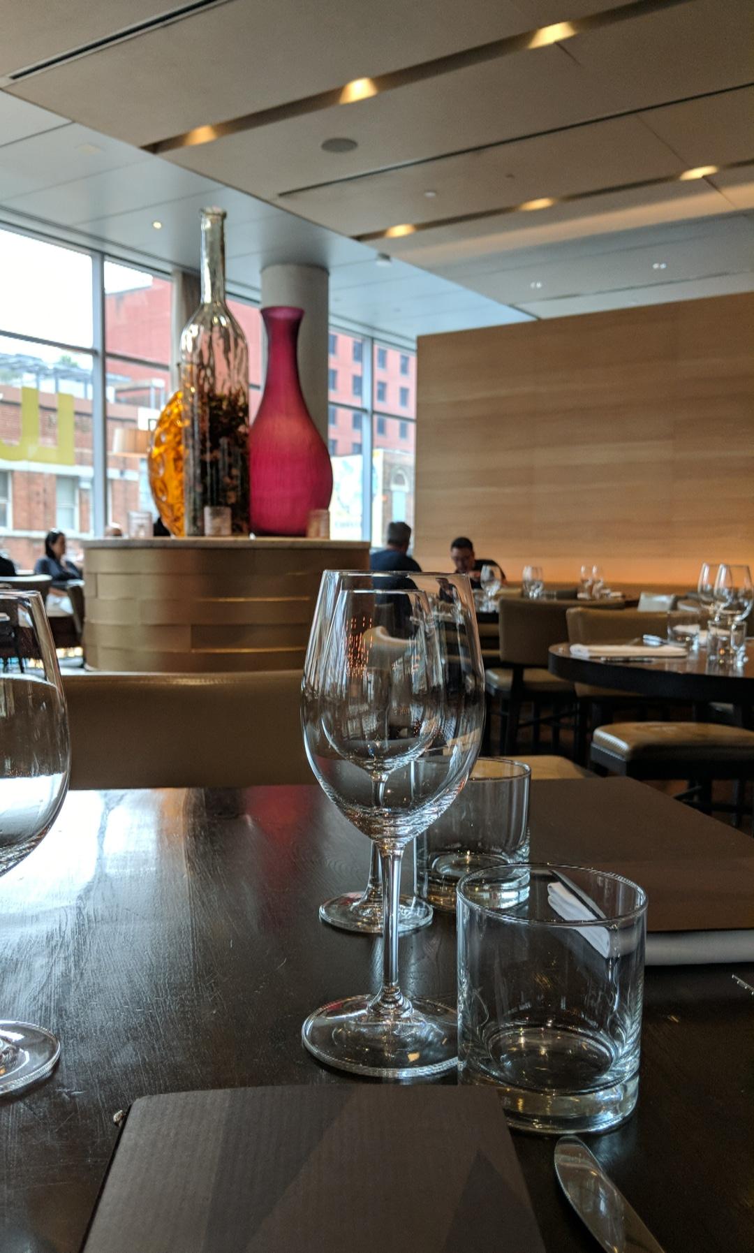 allergy friendly restaurants toronto luma