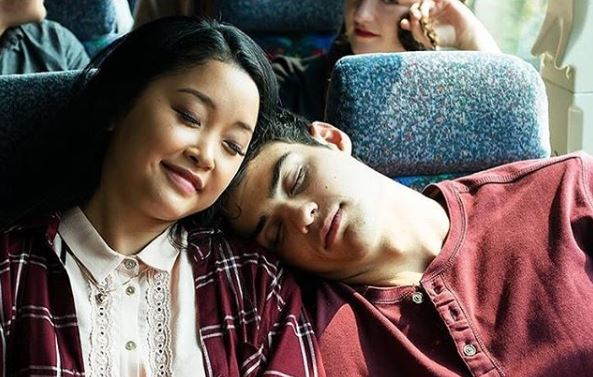 "Image from ""To All the Boys I've Loved Before Fandom Wiki"" Source: http://to-all-the-boys-ive-loved-before.wikia.com/wiki/Peter_and_Lara_Jean"