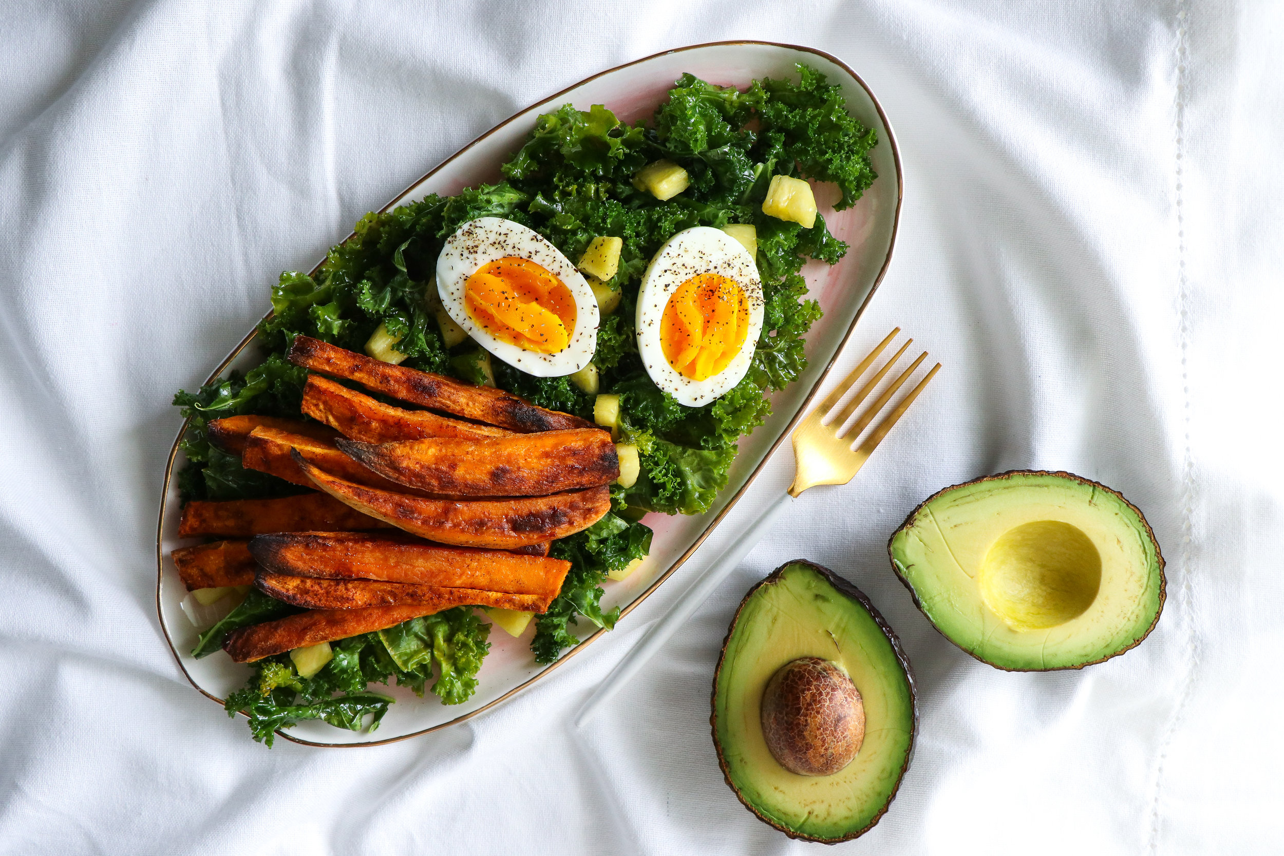 simple vibrant salad recipe inspiration