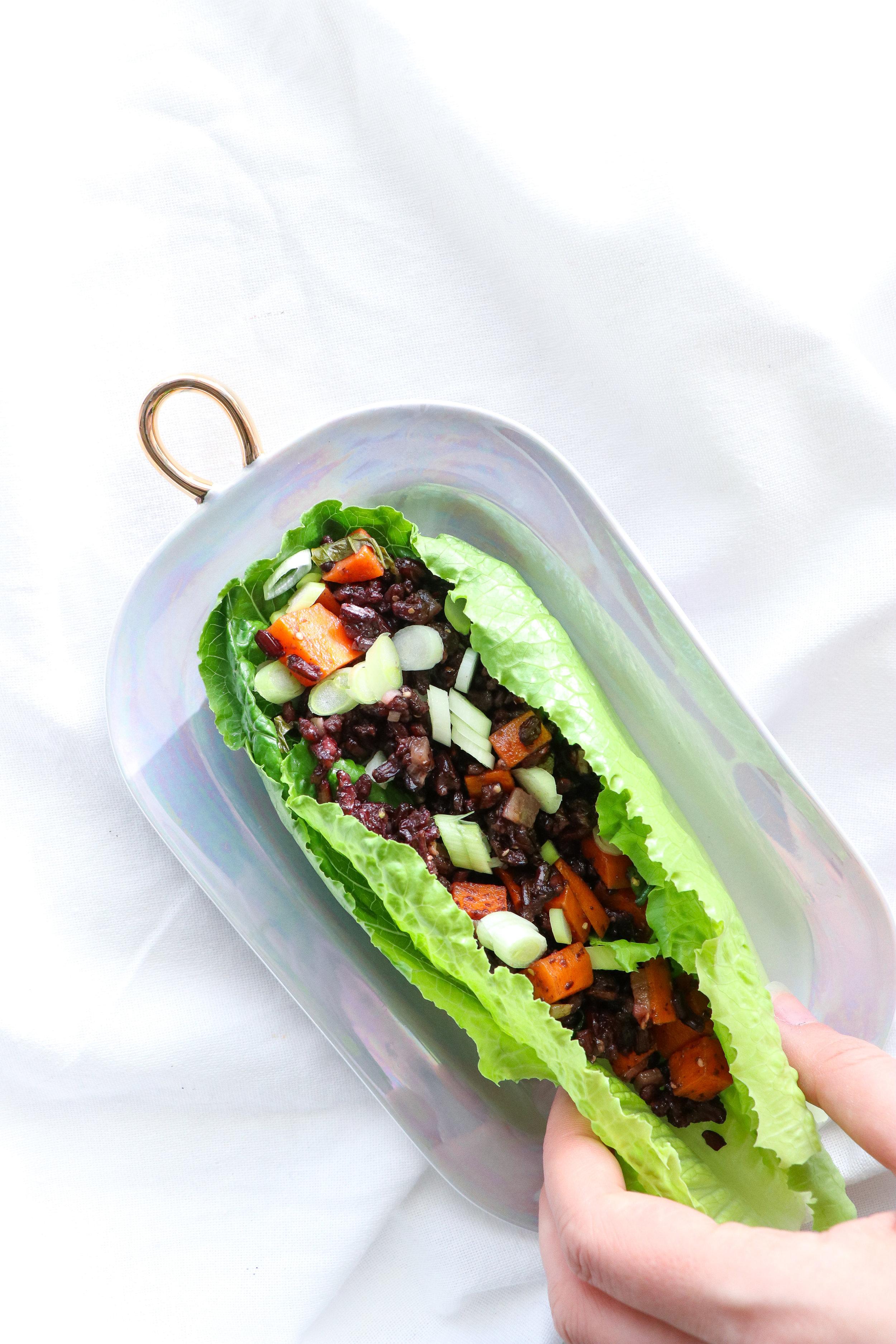 Wild rice lettuce wrap 1.jpg