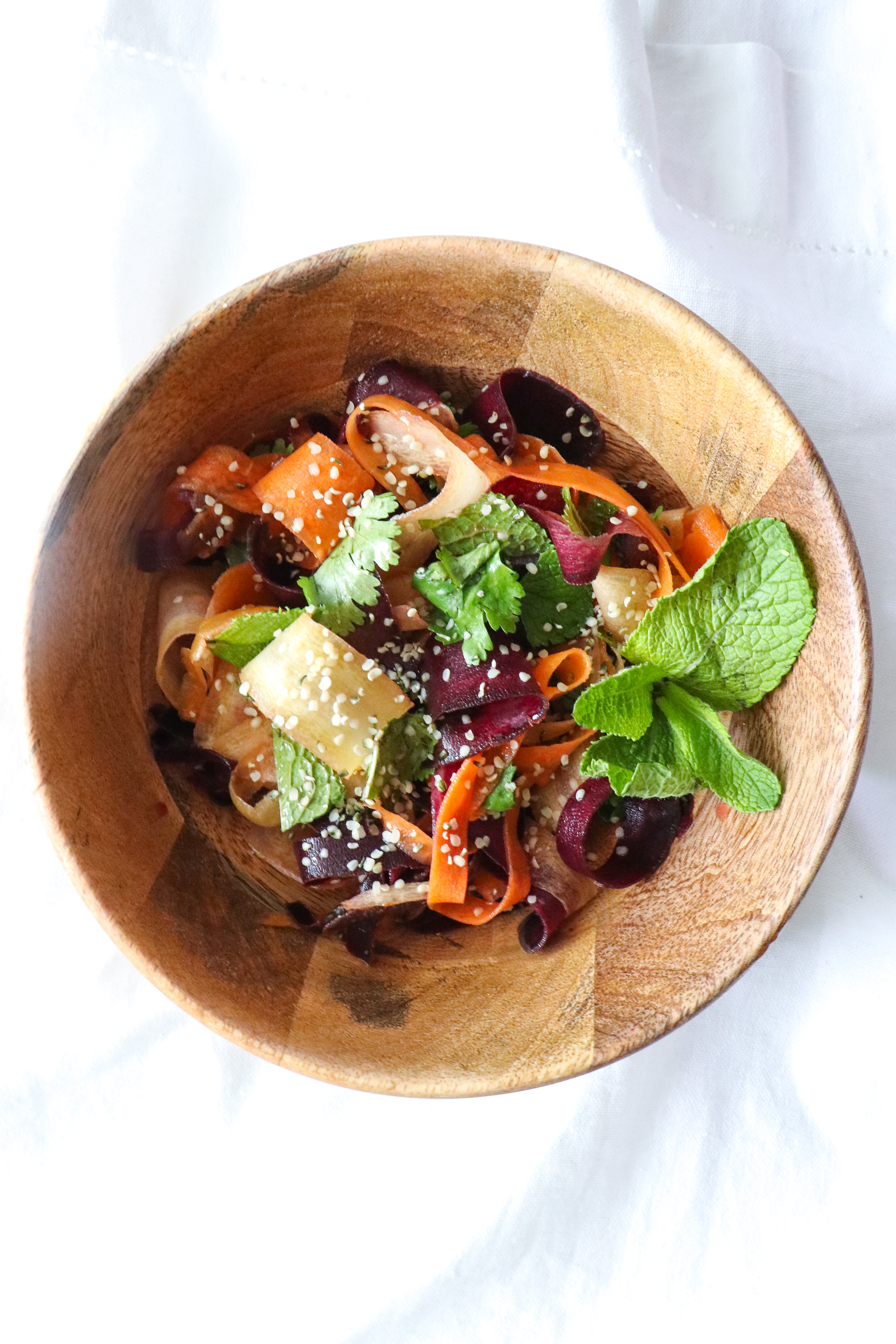 heirloom carrot ribbon salad 1.jpg