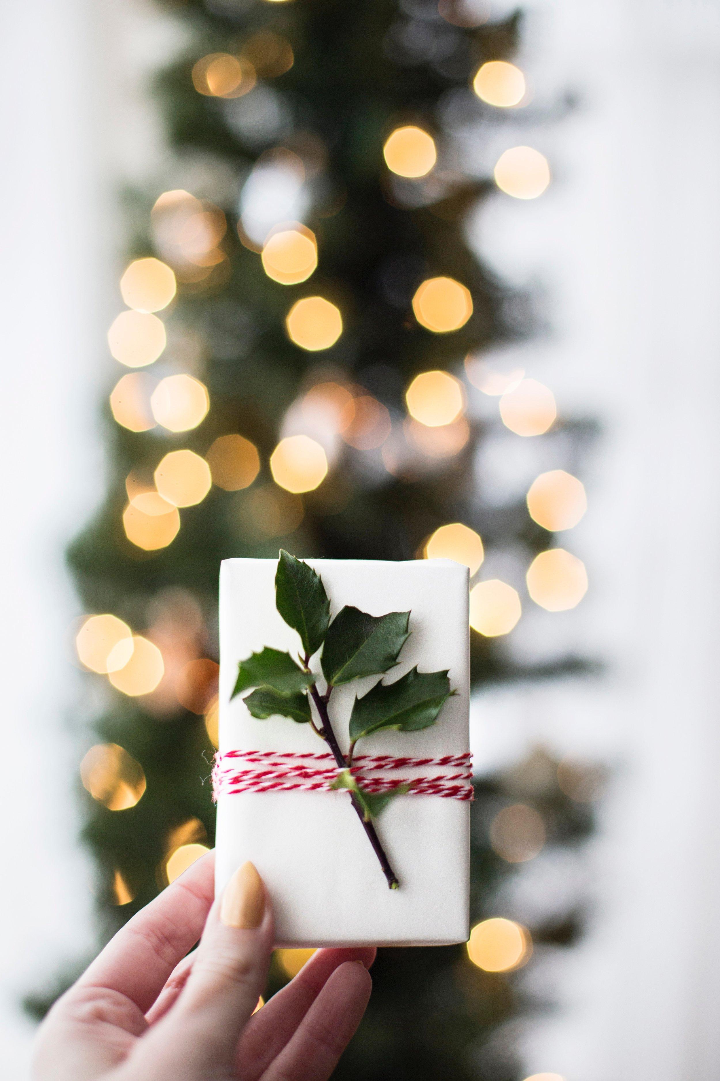 food allergy Christmas gift ideas
