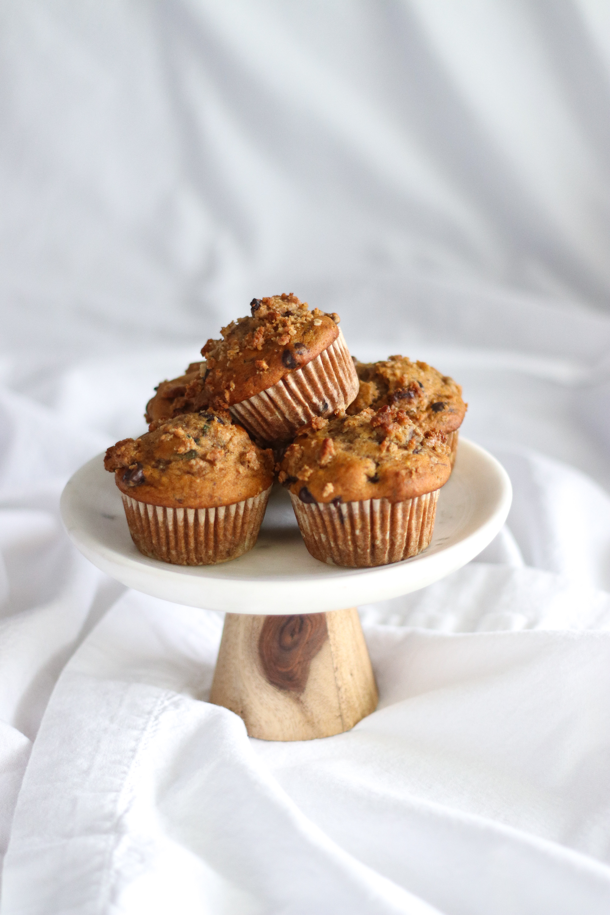 nut free nutty muffin recipe