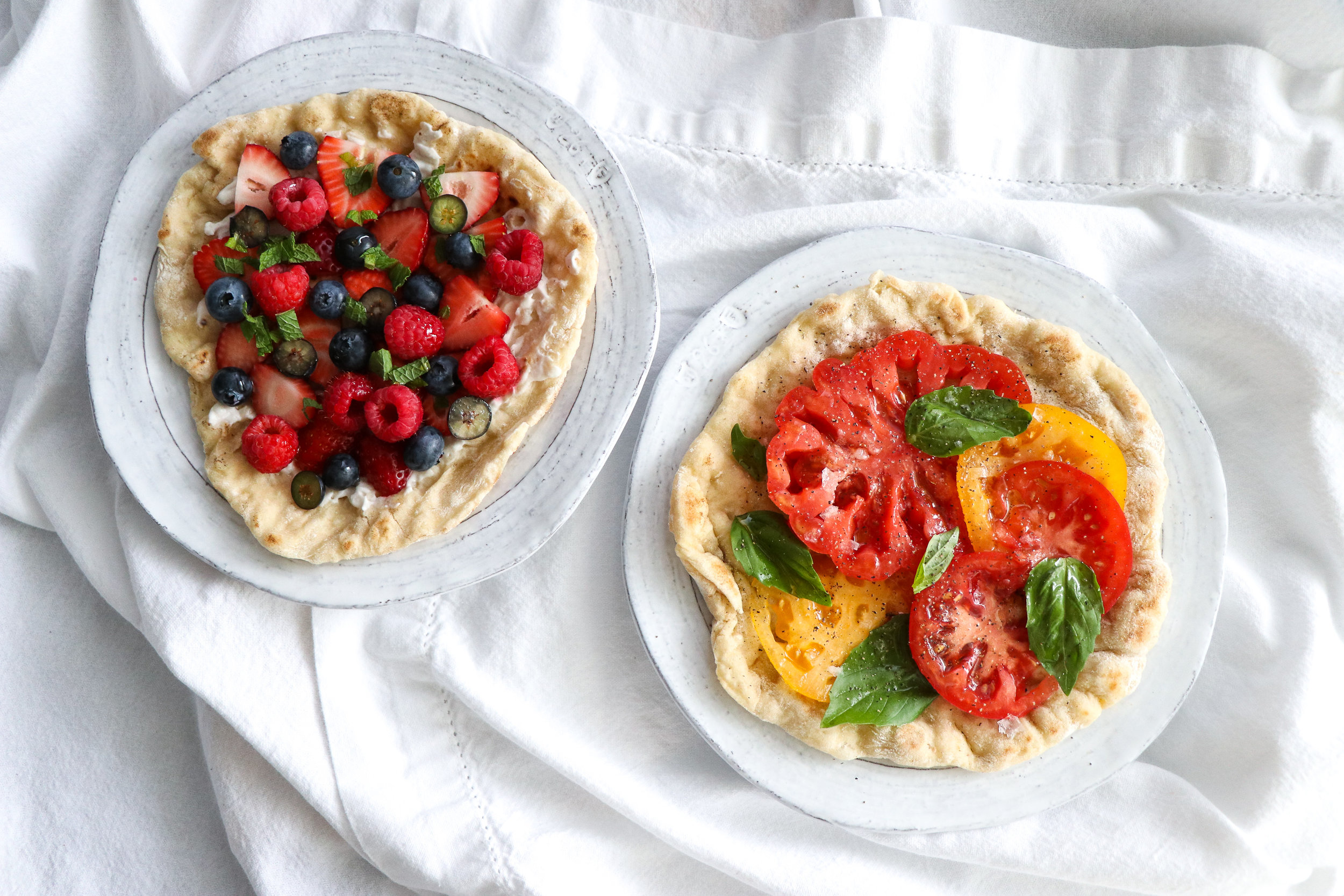 fresh flatbread recipes