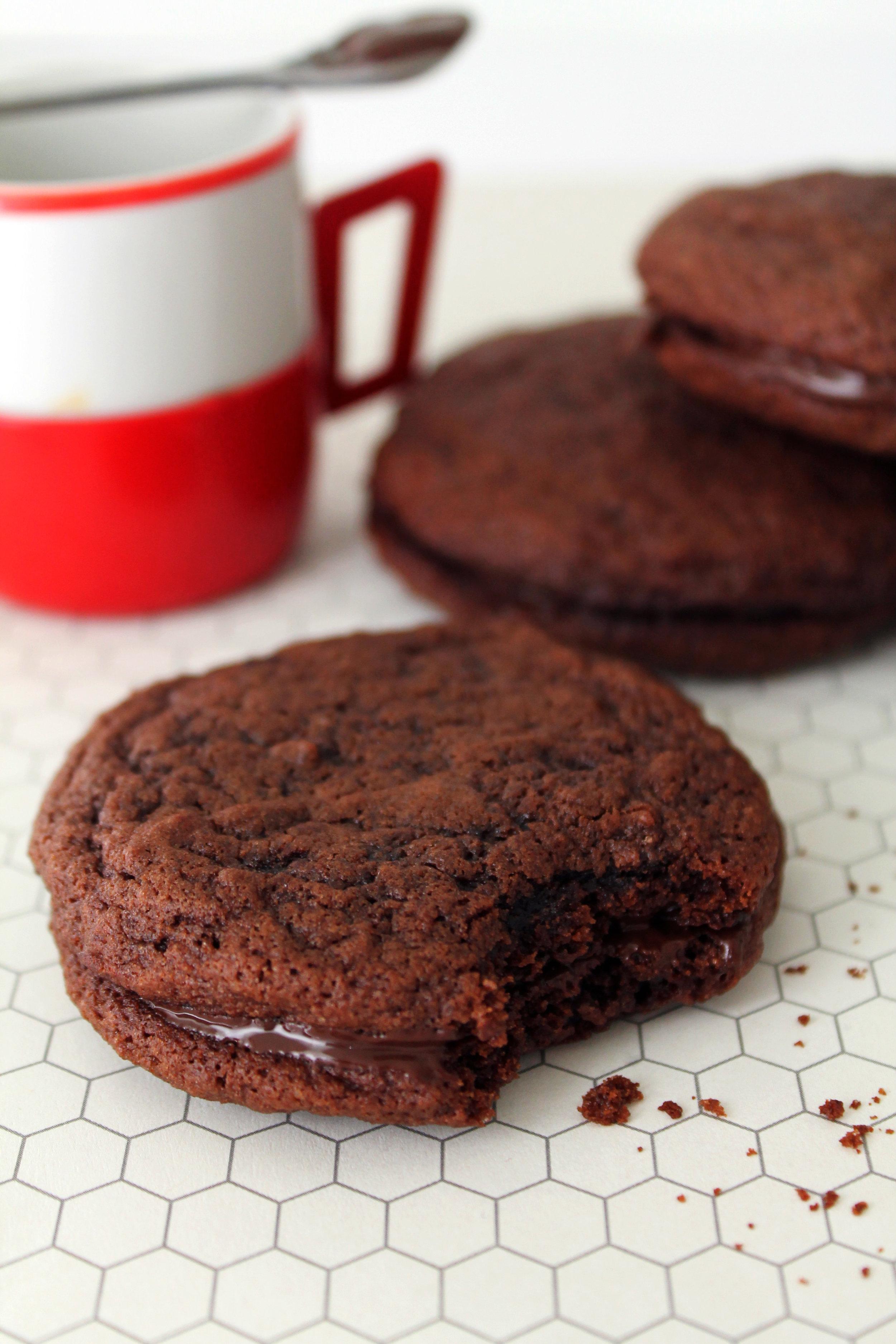 New! - Fudgy sandwich cookies.JPG