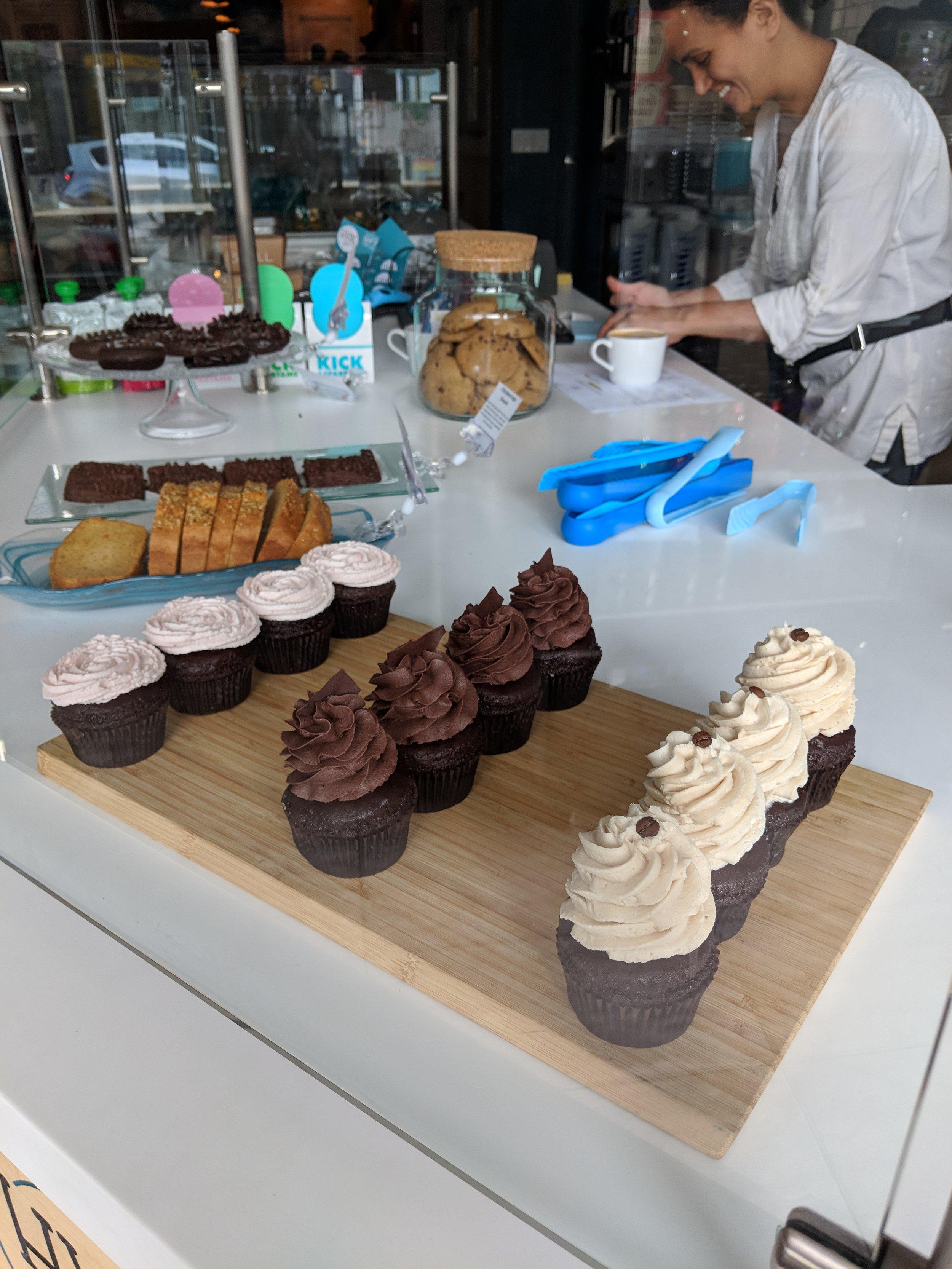 hype foods allergen free bakery toronto
