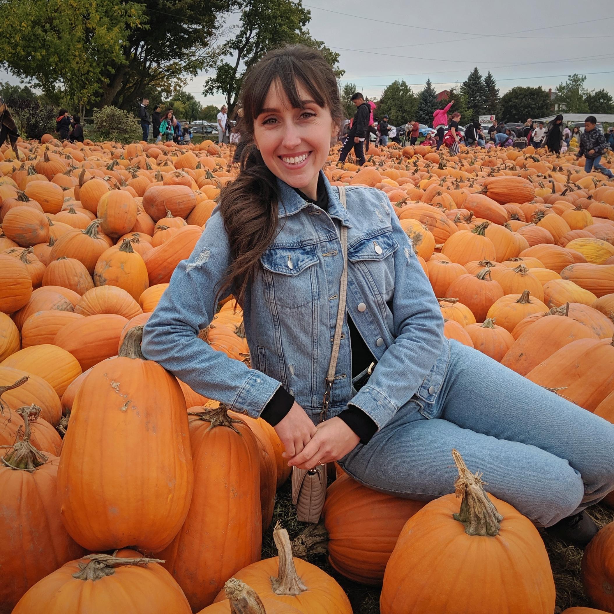 amanda orlando pumpkin patch ontario downeys farm