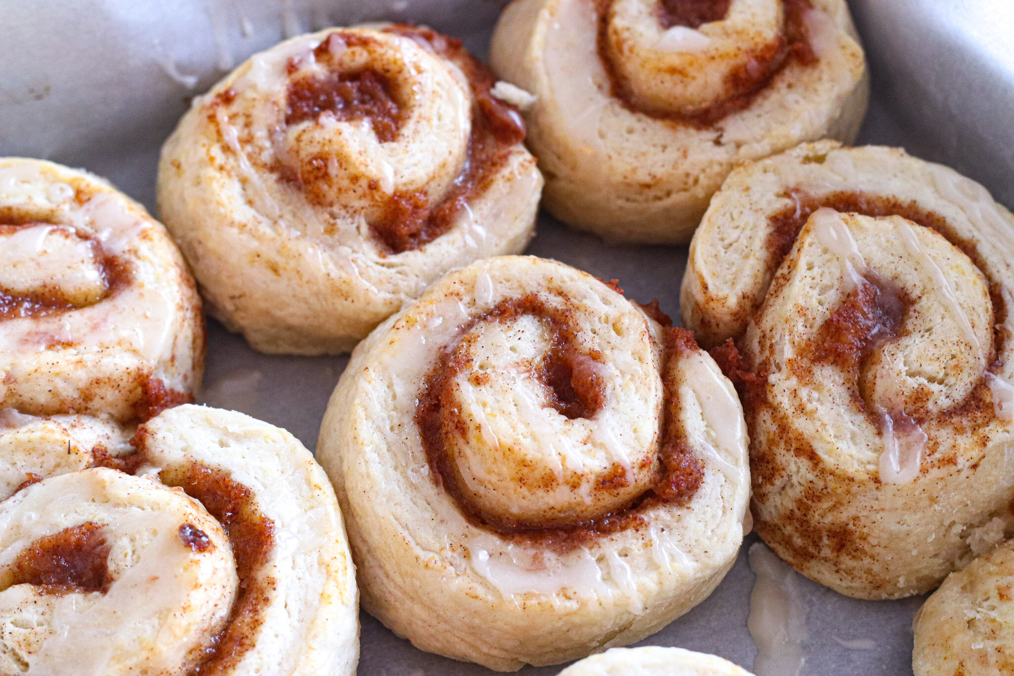 Easy Cinnamon Buns Recipe Home Everyday Allergen Free