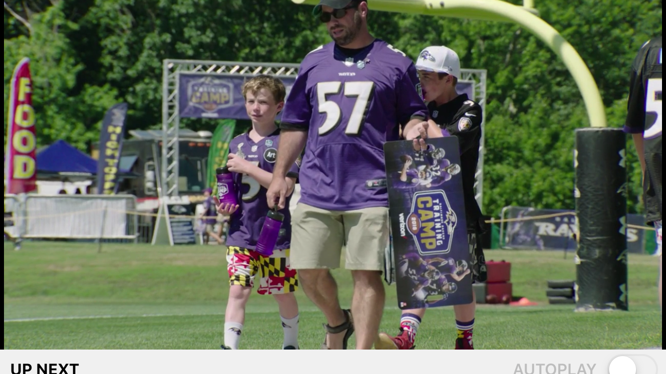 Ravens Training Camp Promotional Video - 2019