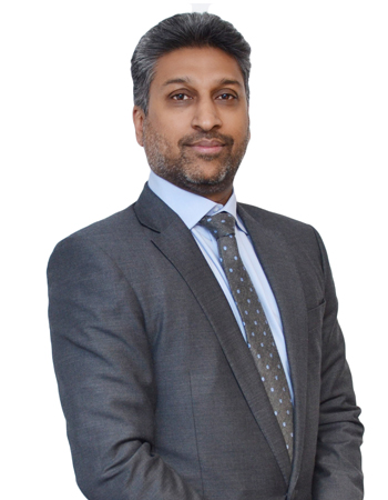 RAKESH PATEL - Senior Partner