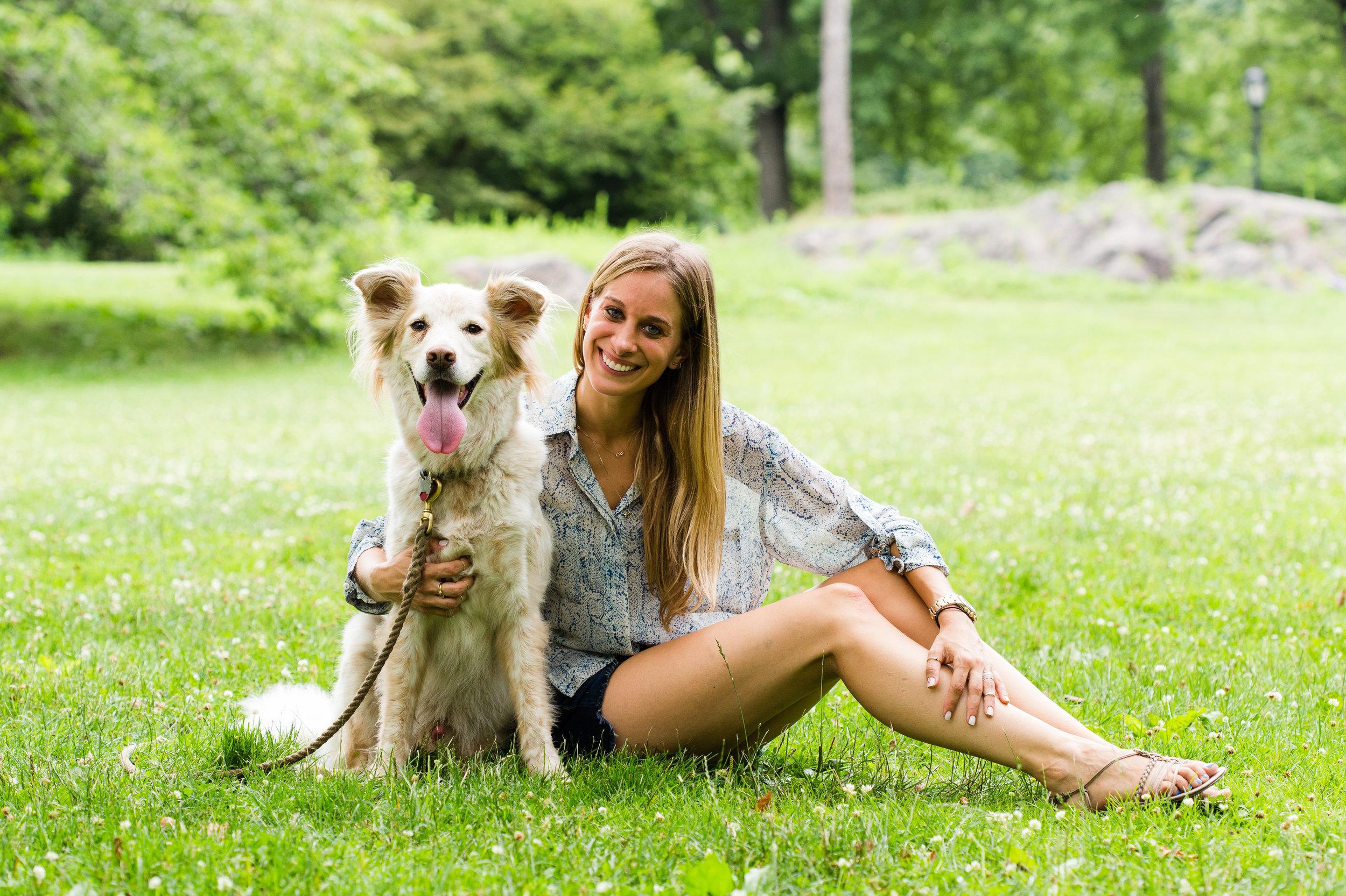 Shelby Semel New York City Dog Training :: Shelby Semel, Senior Dog Trainer & Founder