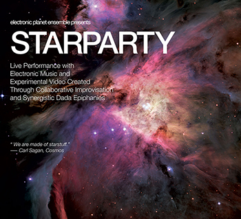 Star Party Poster