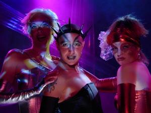 Pythia Dust: Jo Beth Henderson, Eryn Gettys, & Melissa Vogt