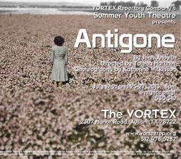 Antigone Poster.