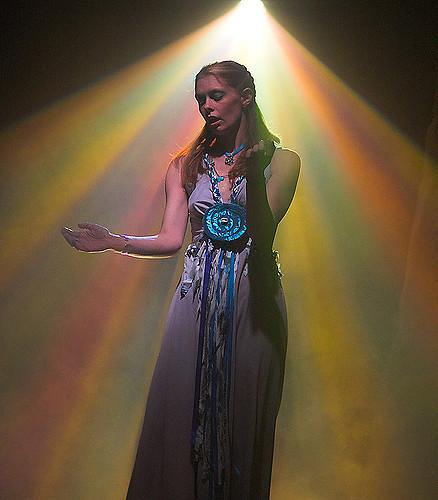 Kimberley Mead. Photo by Tony Spielberg.