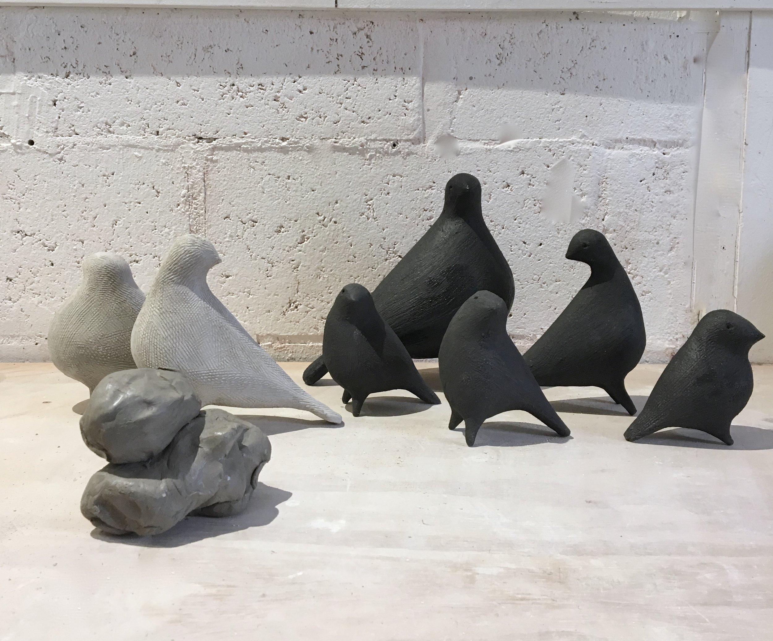 Flock the birds