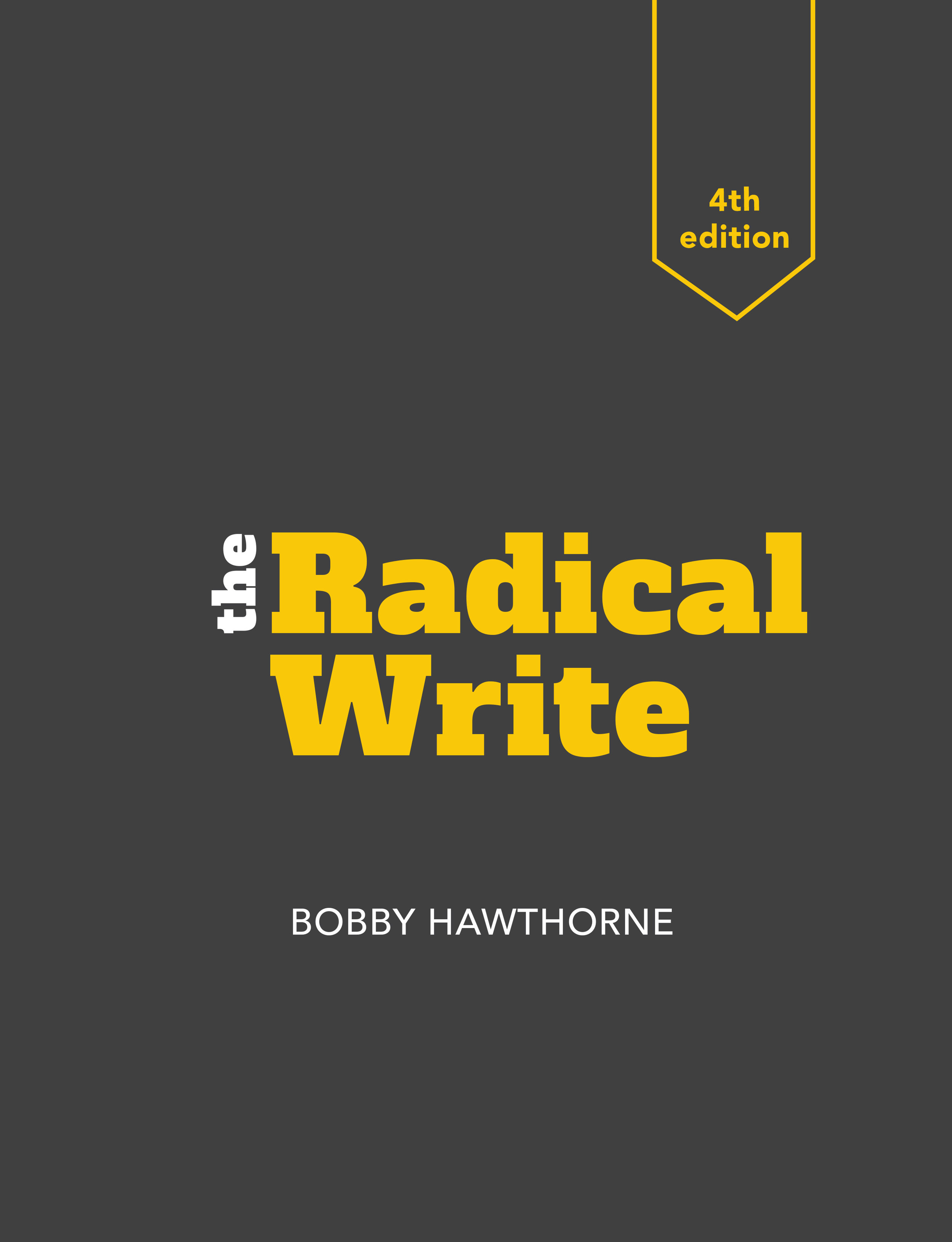 Order The Radical Write - The Radical Write [item #2087] is available for purchase by schools working with any yearbook company. To order, call 1.800.972.5628 or email merch@jostens.com.Jostens customers may visit: Yearbook Avenue > Plan > Order supplies.