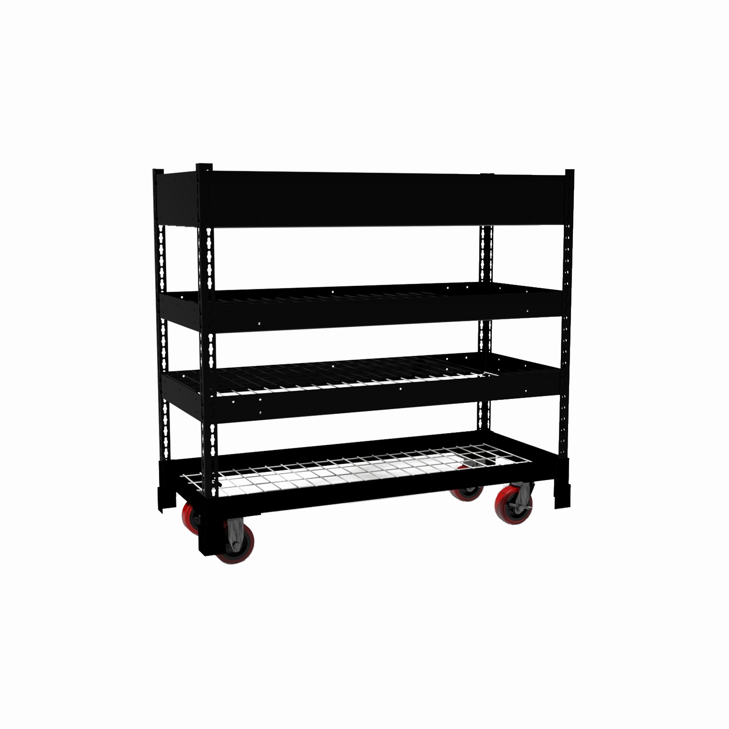 Universal Rivet Rack Mini Merchandiser B 3 All Products Midwest Wire Products