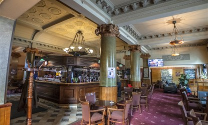 Old Bank Bar Photo by J. Yuenger