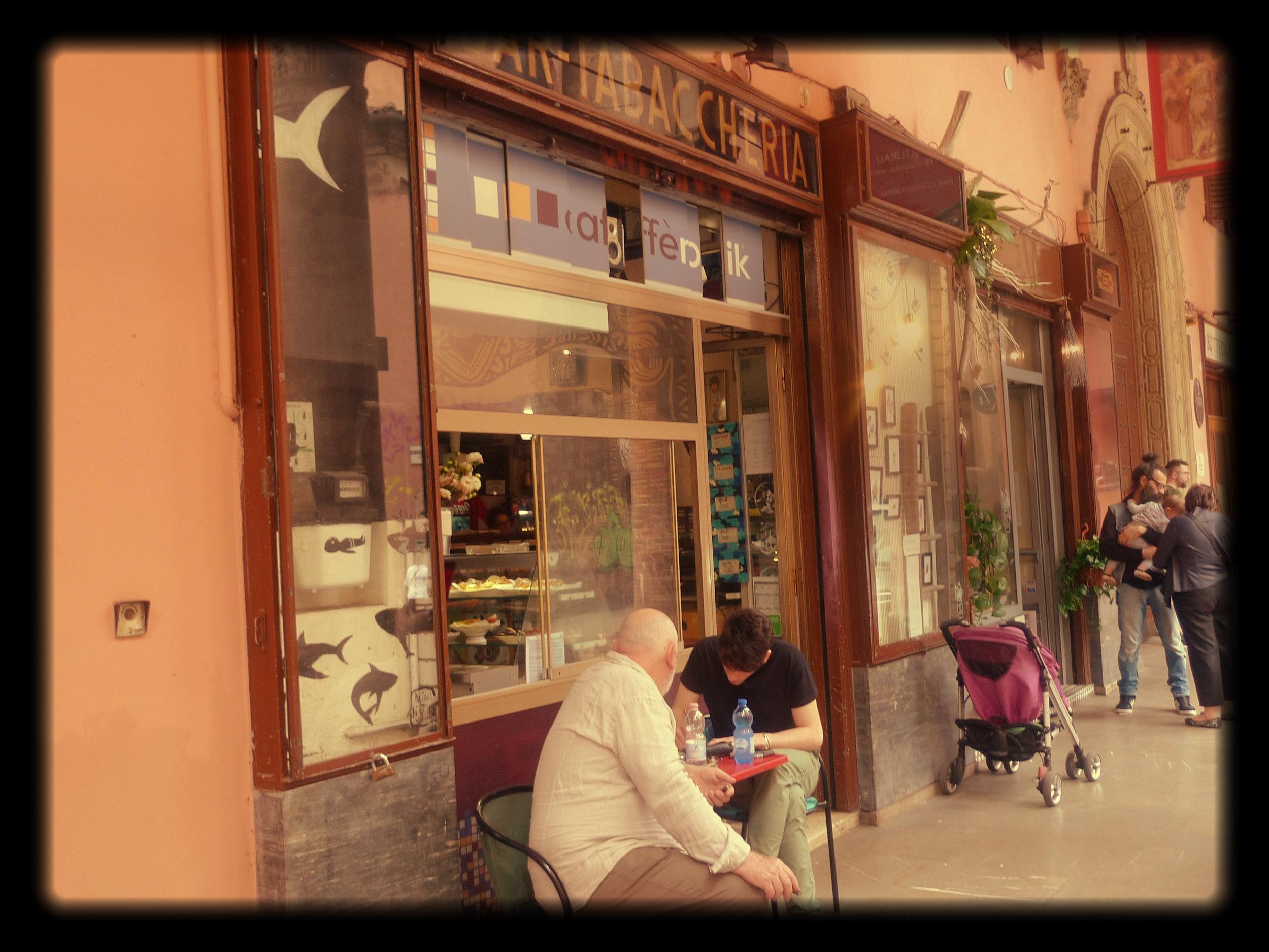 Caffe Rubik