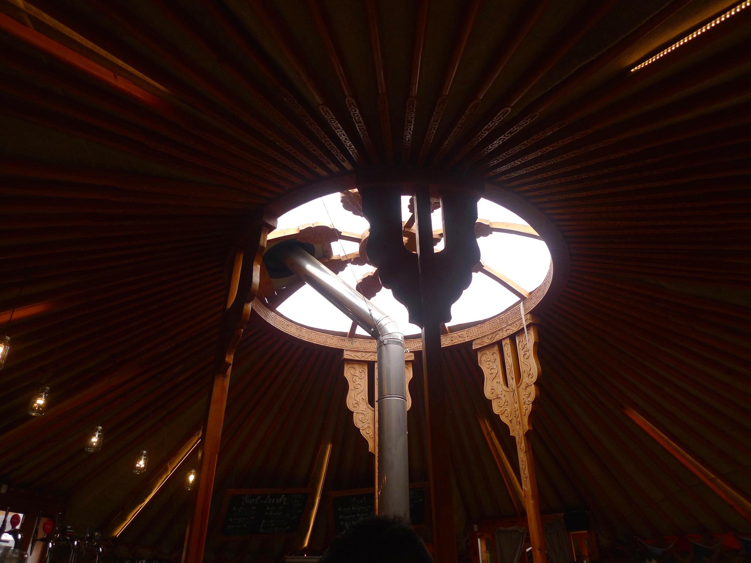 Yurt Lush