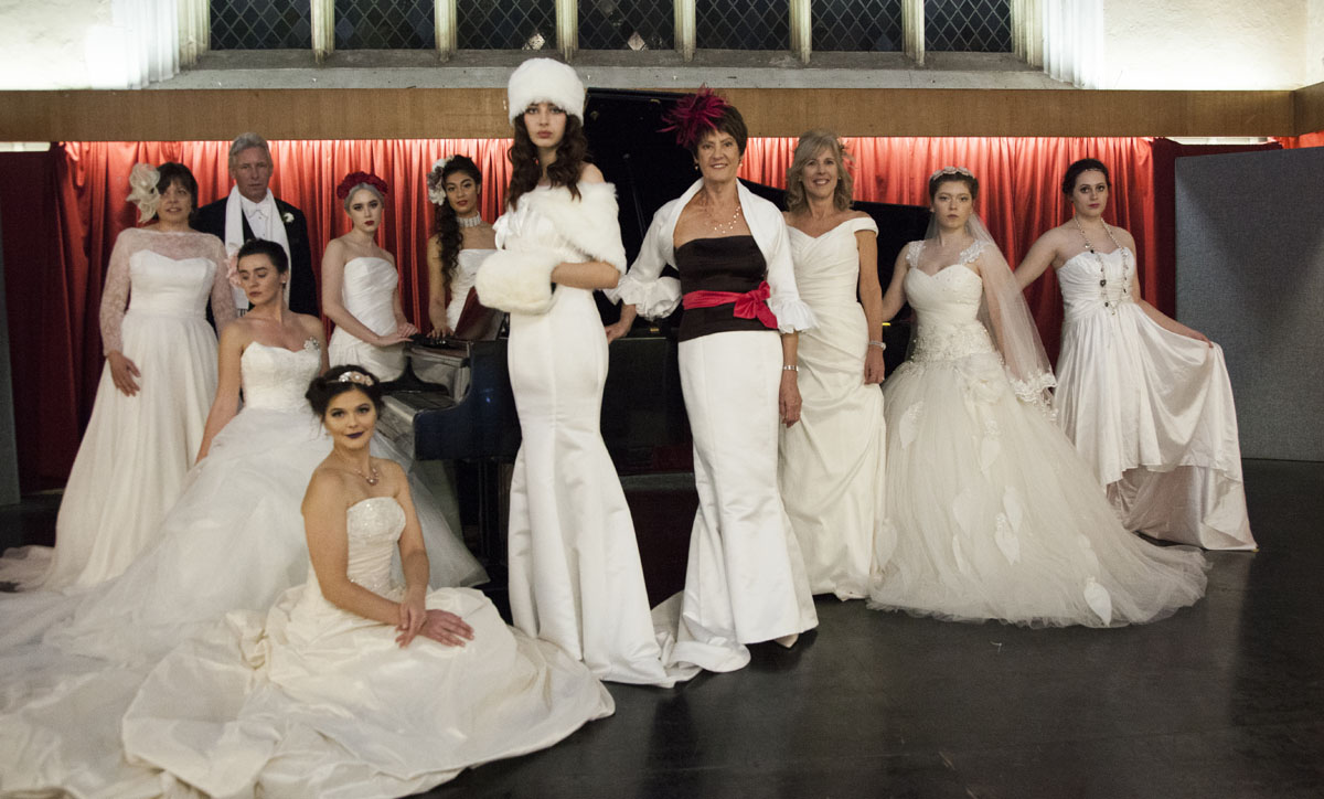 group of conscious brides by kate elizabeth