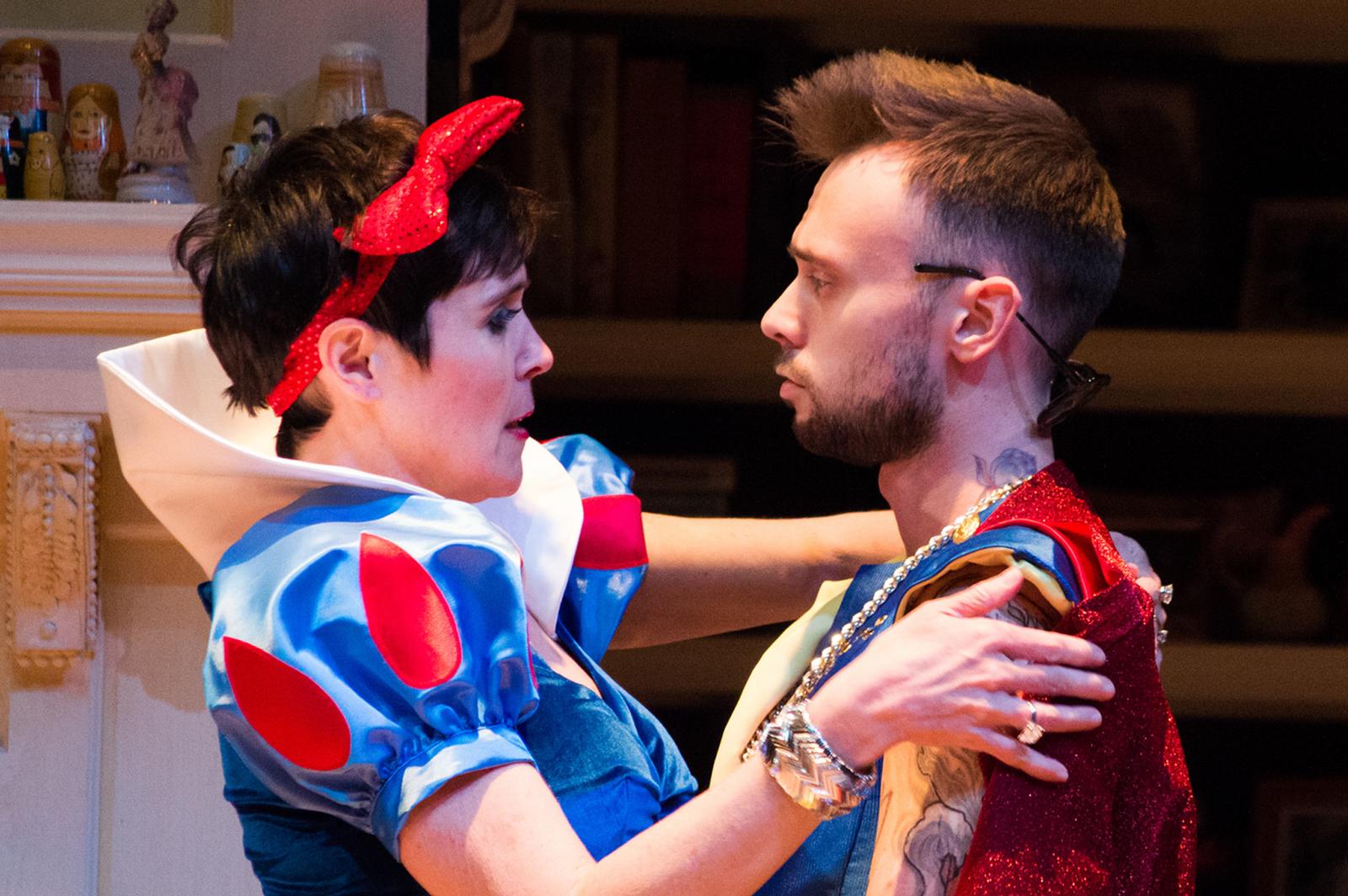 Vanya and Sonia and Masha and Spike  | Production Photo |Nashville Repertory Theatre