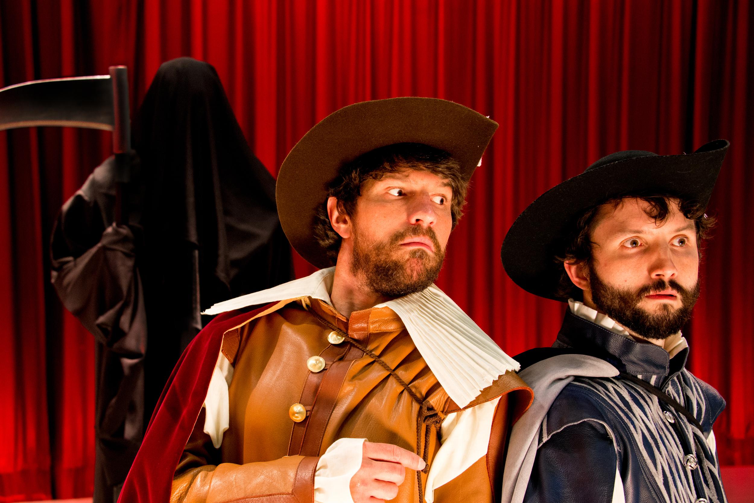 Rosencrantz and Guildenstern Are Dead  | Promo Photo  |  Nashville Repertory Theatre