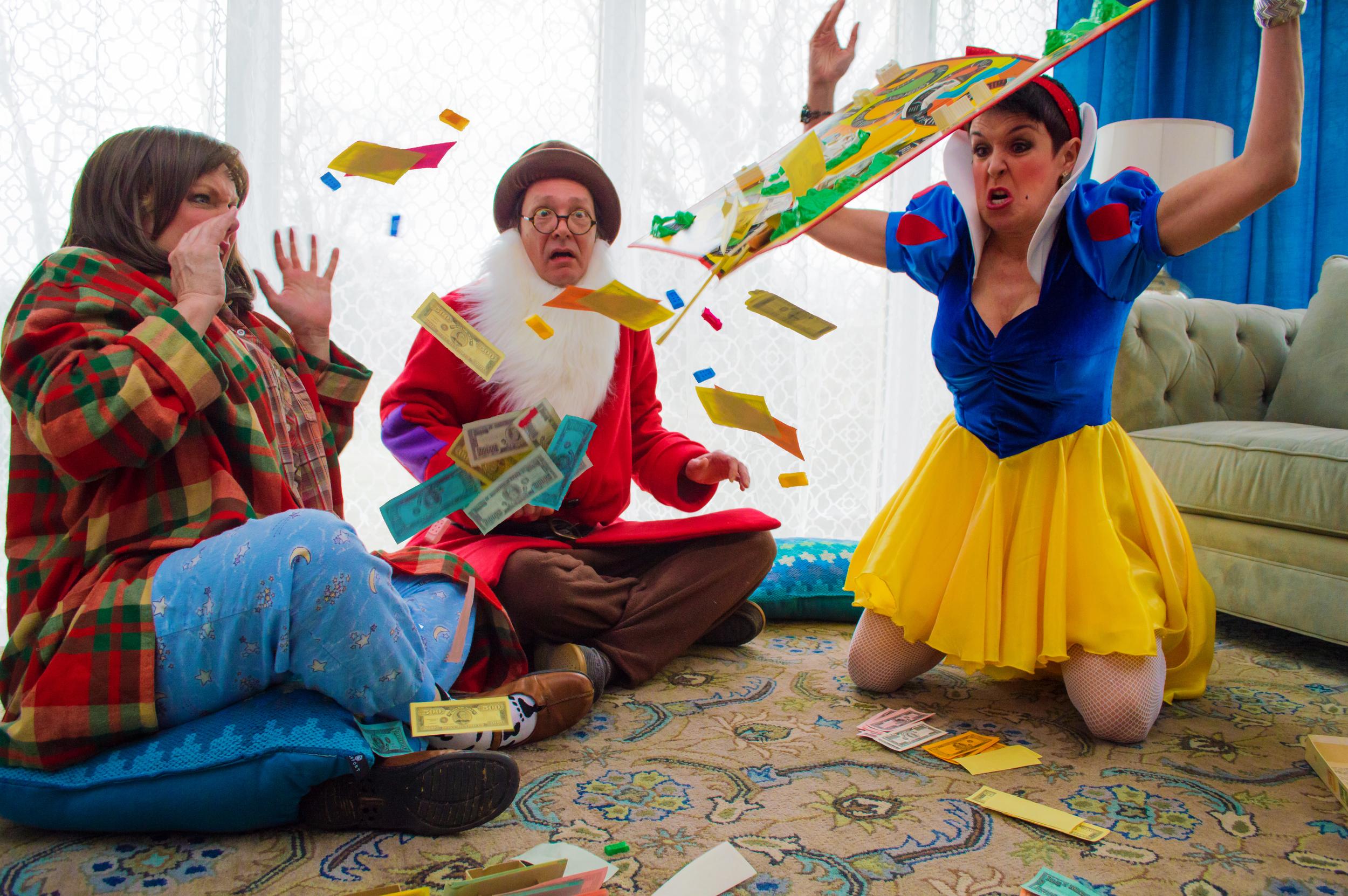Vanya and Sonia and Masha and Spike  | Promo Photo | Nashville Repertory Theatre