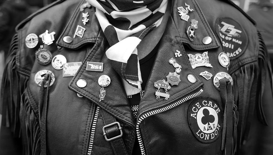 Sally's badges
