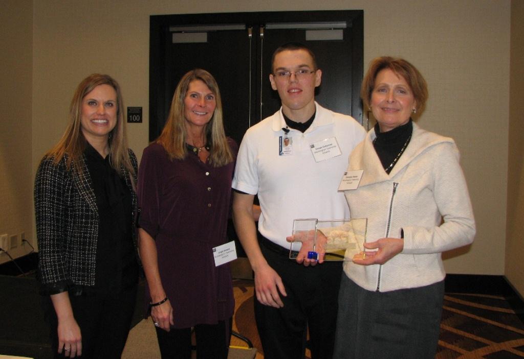 IN-APSE Large Employer Award - Awarded to: Washington Township Schools