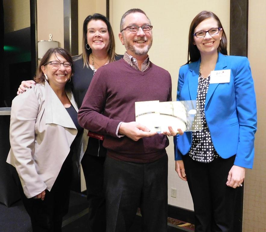 2016 Rebecca McDonald Award - Awarded to Jonathan Kraeszig