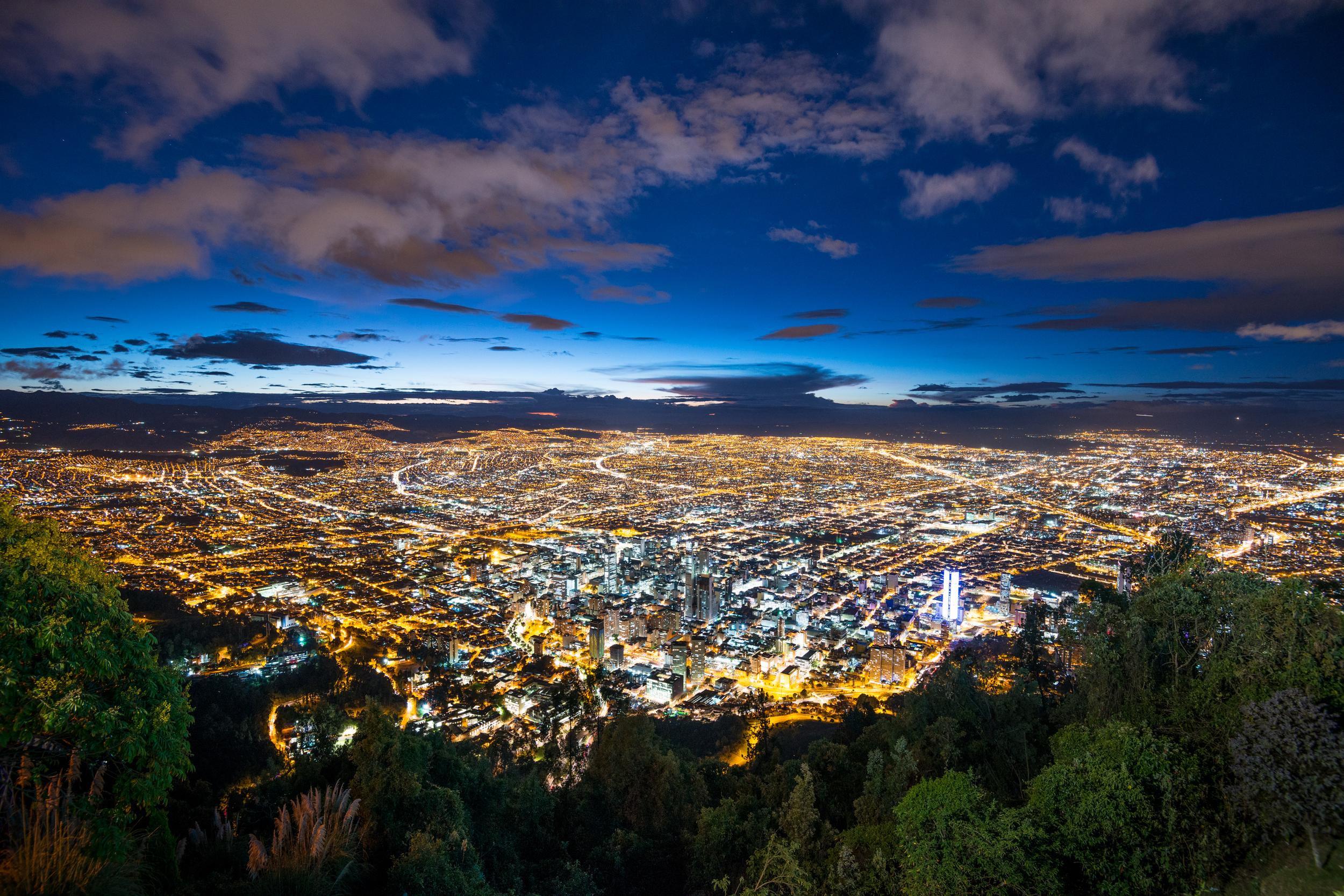 LOCATIONS   Bogotá, Colombia