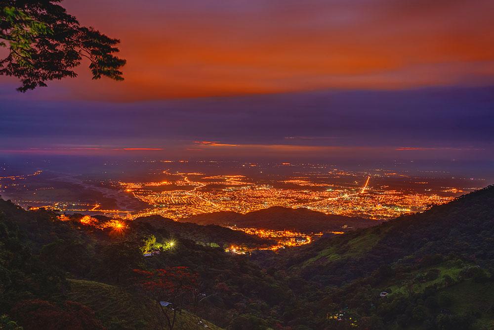 LOCATIONS   Villavicencio, Colombia