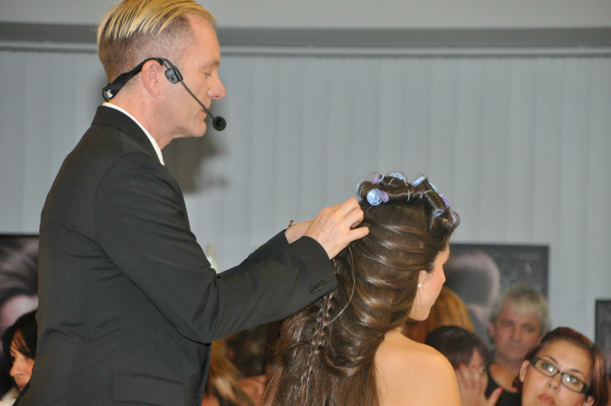 Steep by Step education sharing new and classic looks to take you from the salon to  the set,stage or photoshoot!